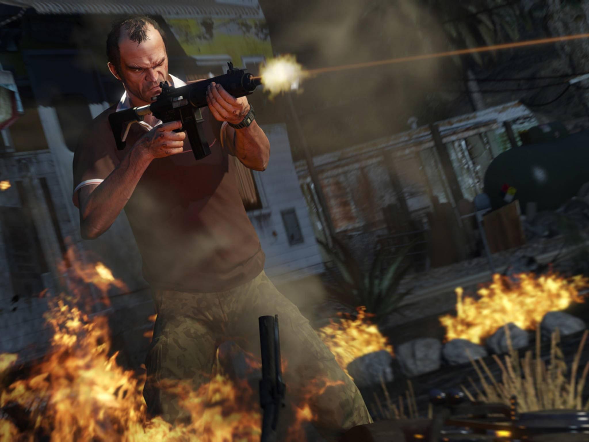 """""""GTA 6"""" dürfte wohl erst für die Playstation 5 erscheinen."""