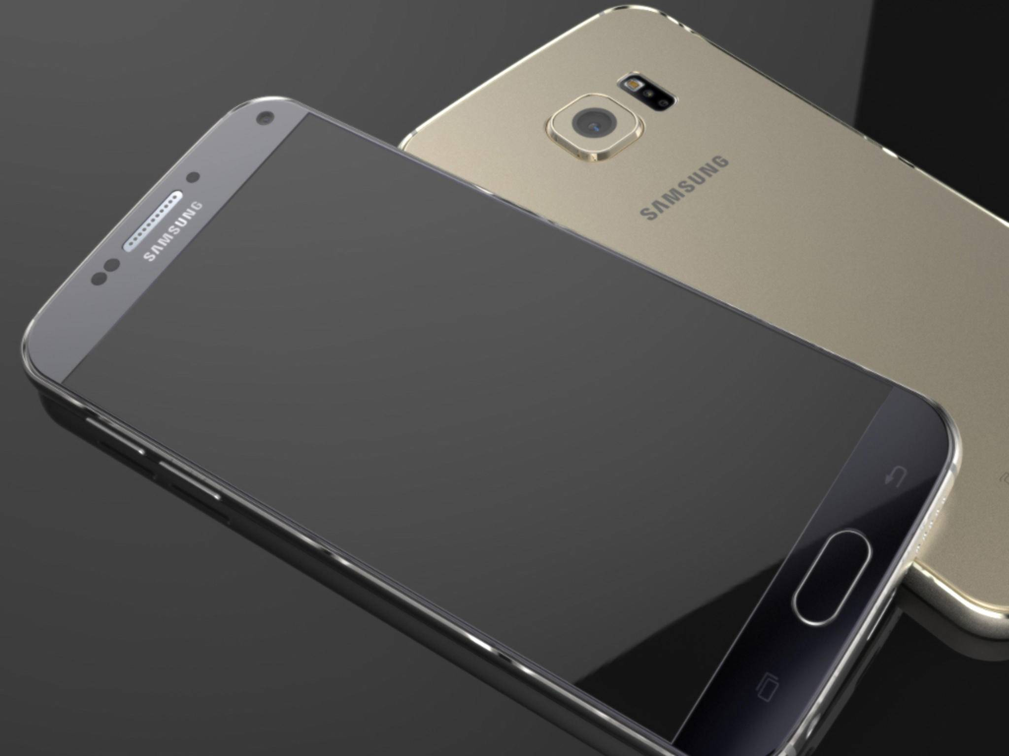 Die Displaygrößen für das Galaxy S7 und Galaxy S7 edge stehen fest.