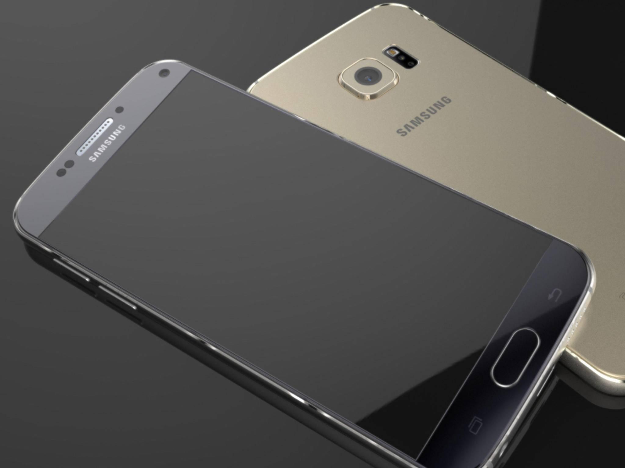 Das Galaxy S7 Edge+ soll ein 5,7-Zoll-Display haben.