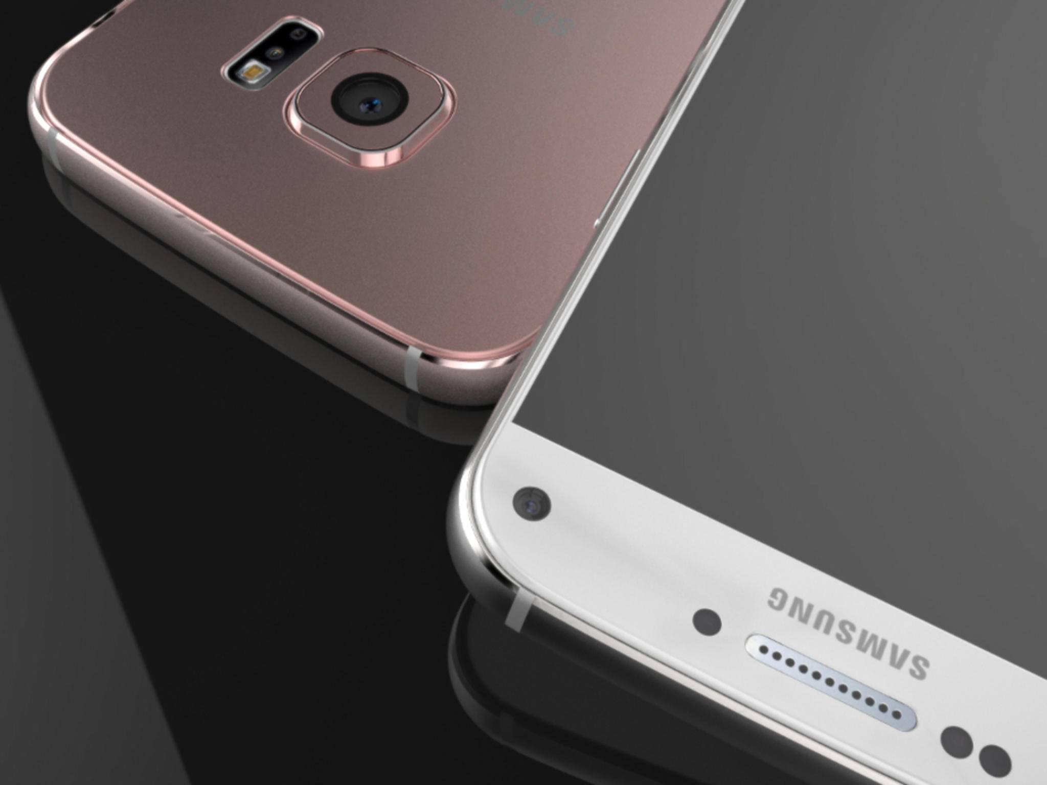 Das Galaxy S7 bekommt offenbar auch ein Akku-Case von Samsung.