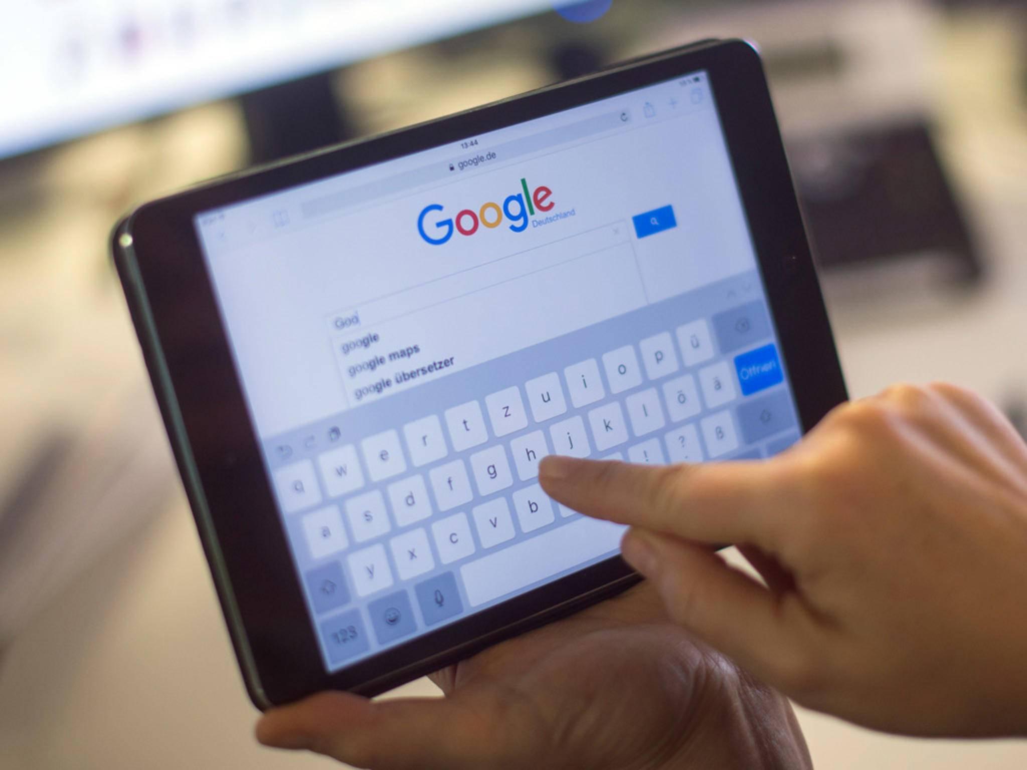 Für den Rang als Standard-Suchmaschine muss Google ordentlich zahlen.