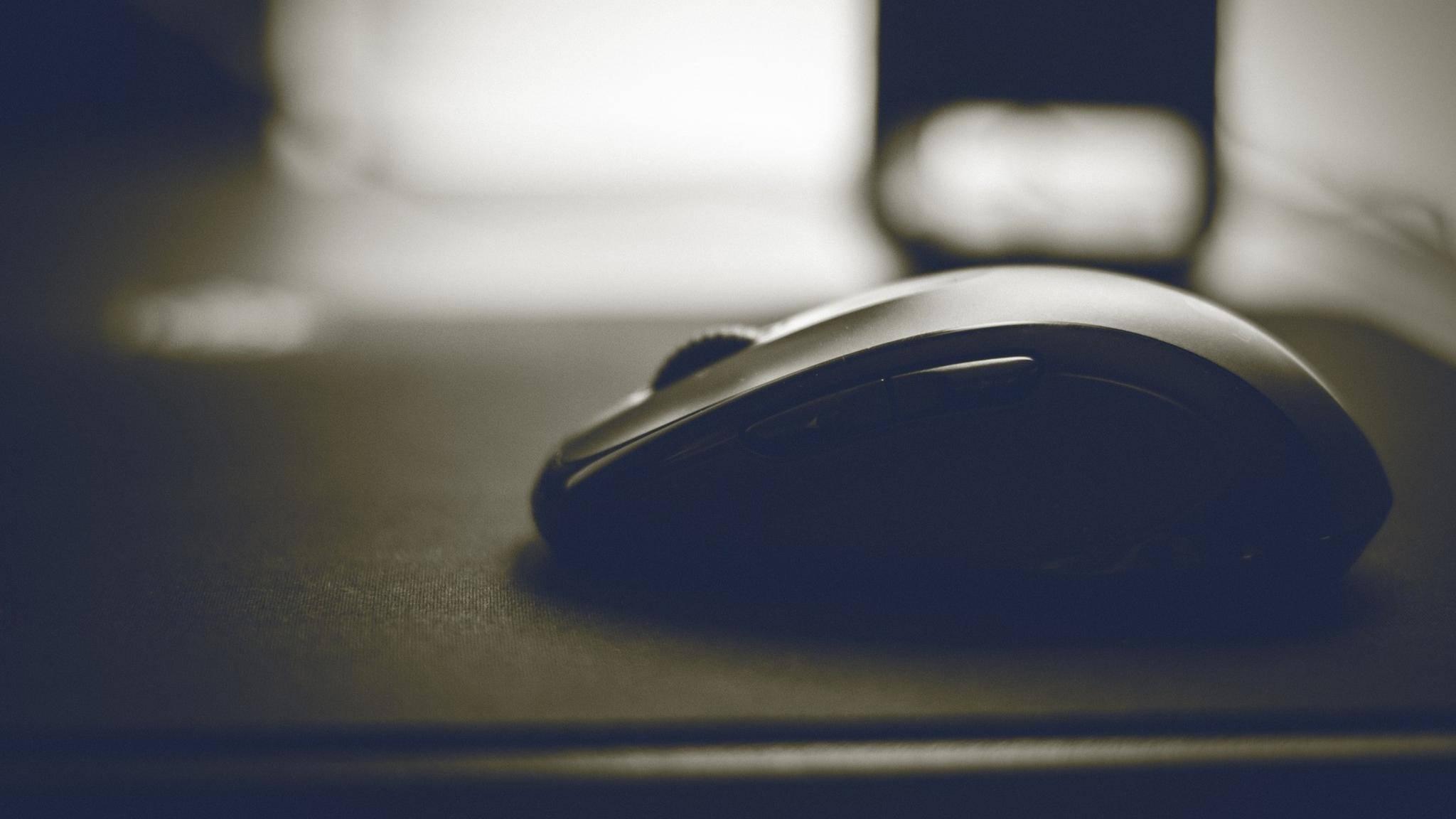 Funktioniert die Maus nicht, muss das nicht auf einen Defekt hinweisen.