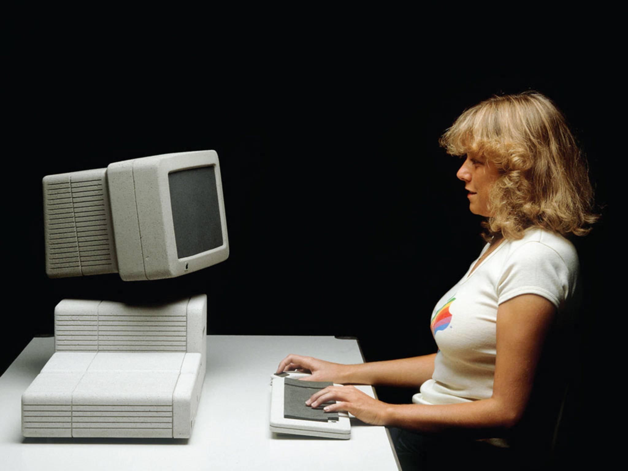 Wurde nie gebaut: Die modulare Version des Apple Lisa.