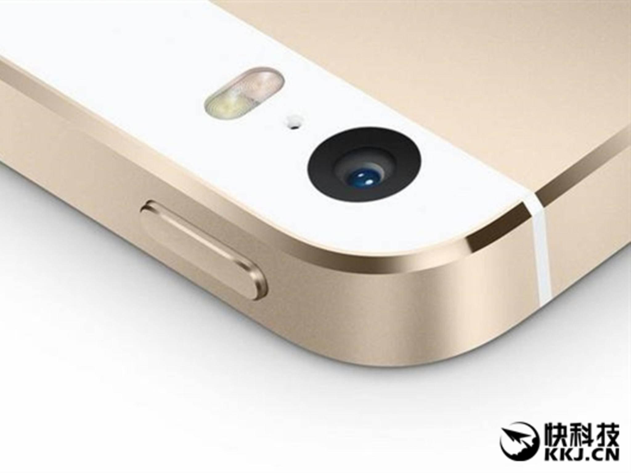 iPhone 5c-Konzept