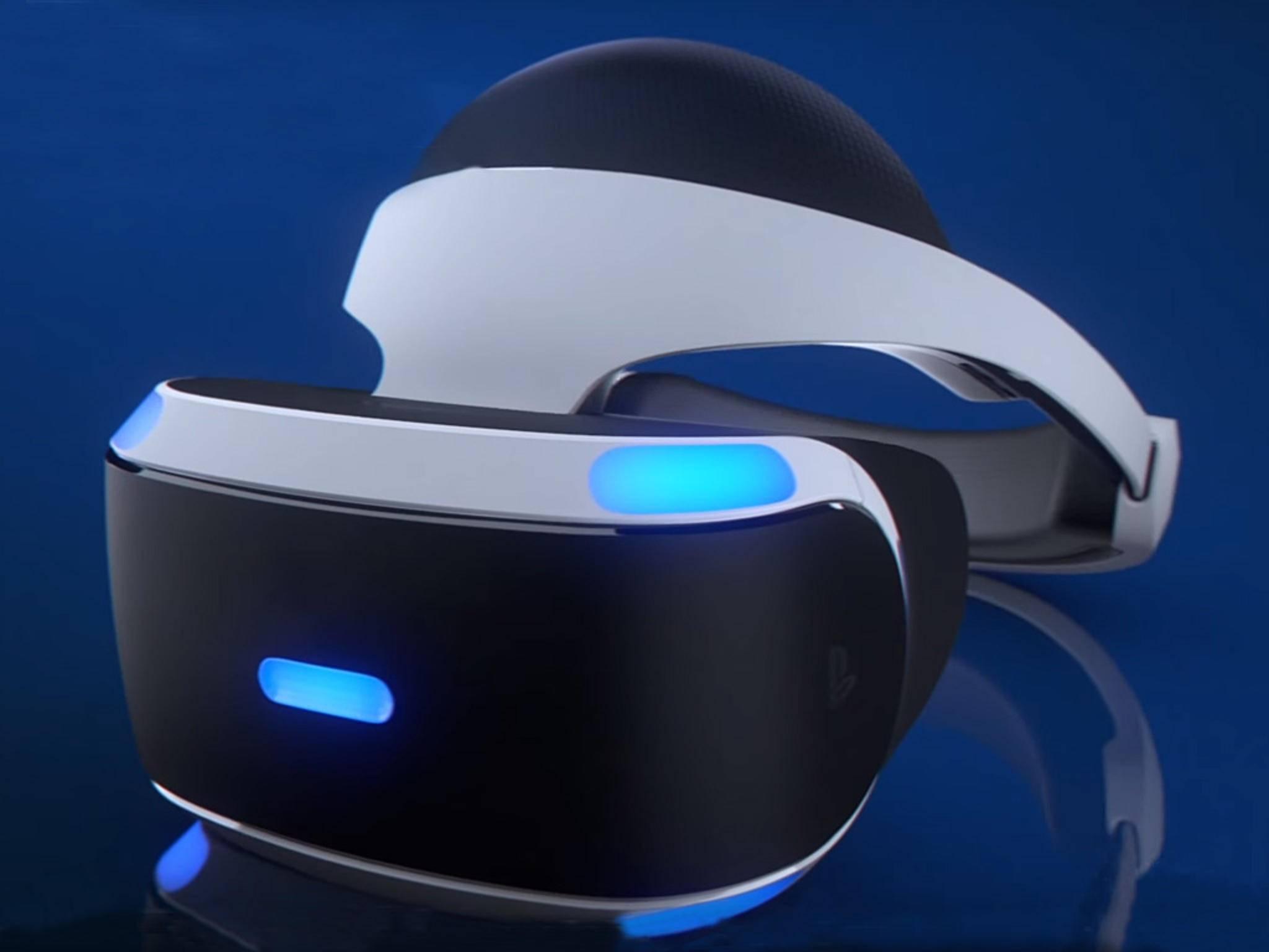 Mit der PSVR kann man sich nun auch 360-Grad-Medien ansehen.