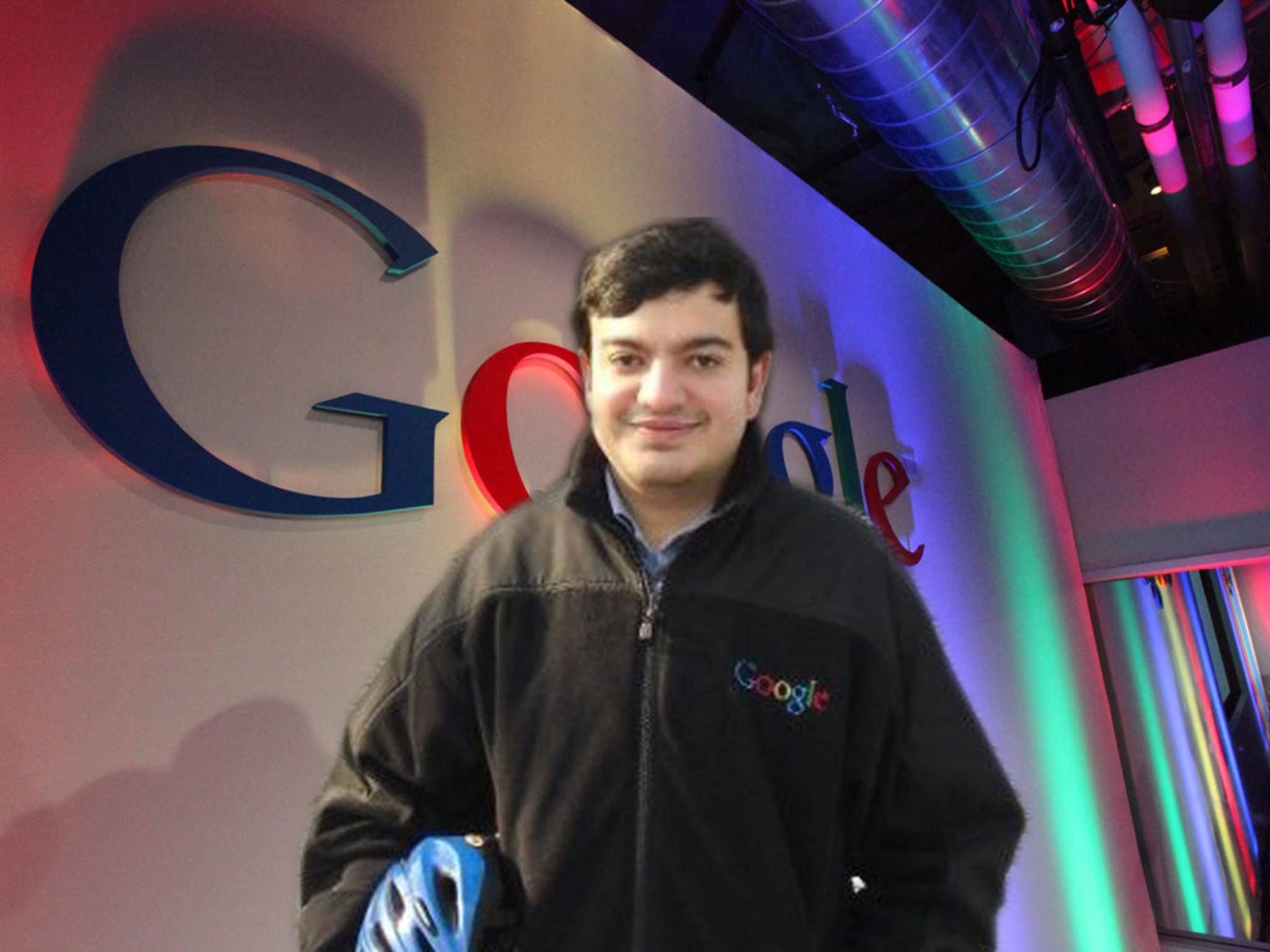 Sanmay Ved konnte Google für eine Minute die wertvolle Domain google.com abluchsen.