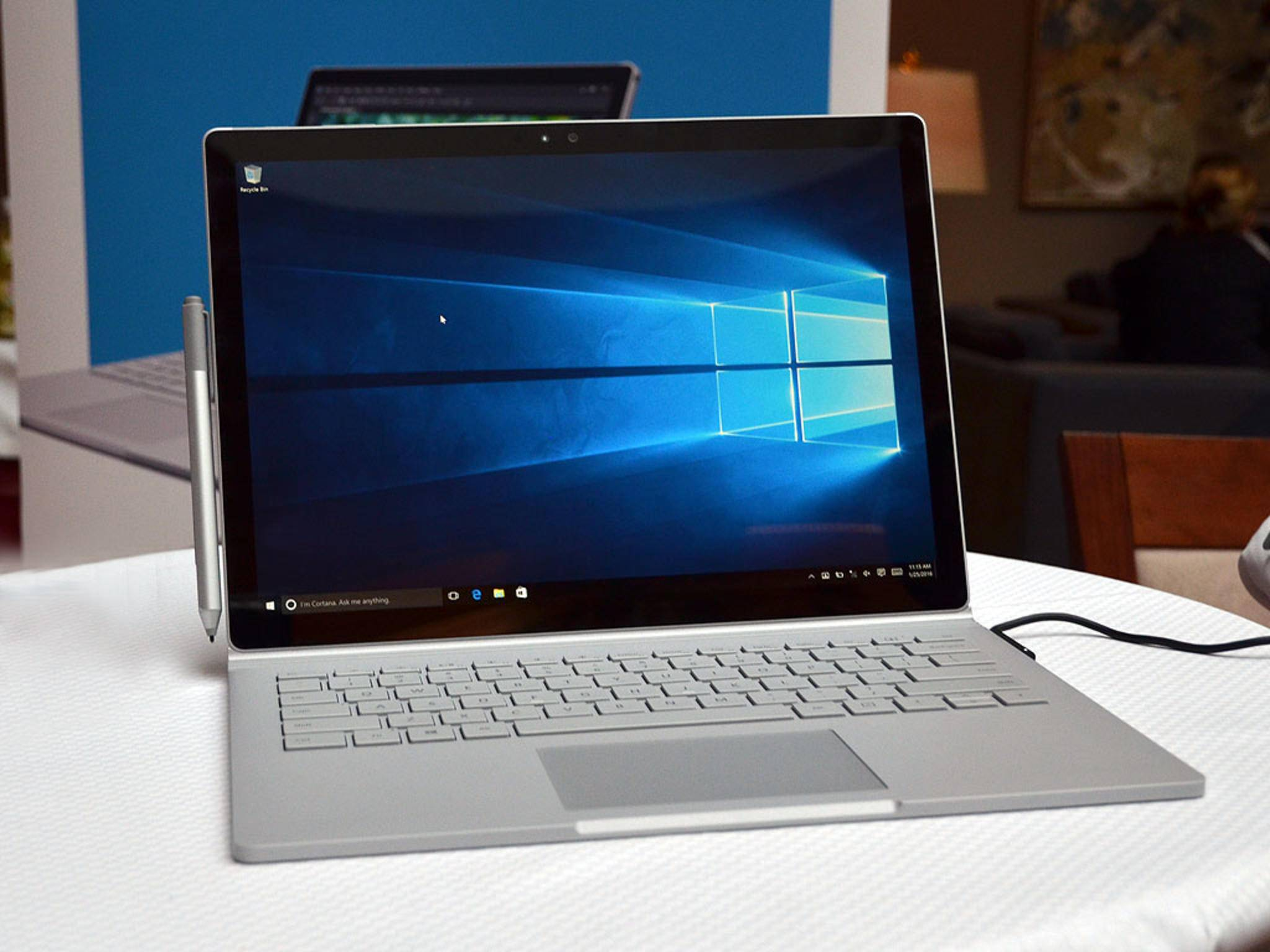 Das Surface Book ist ein Premium-Gerät mit beeindruckender Power.