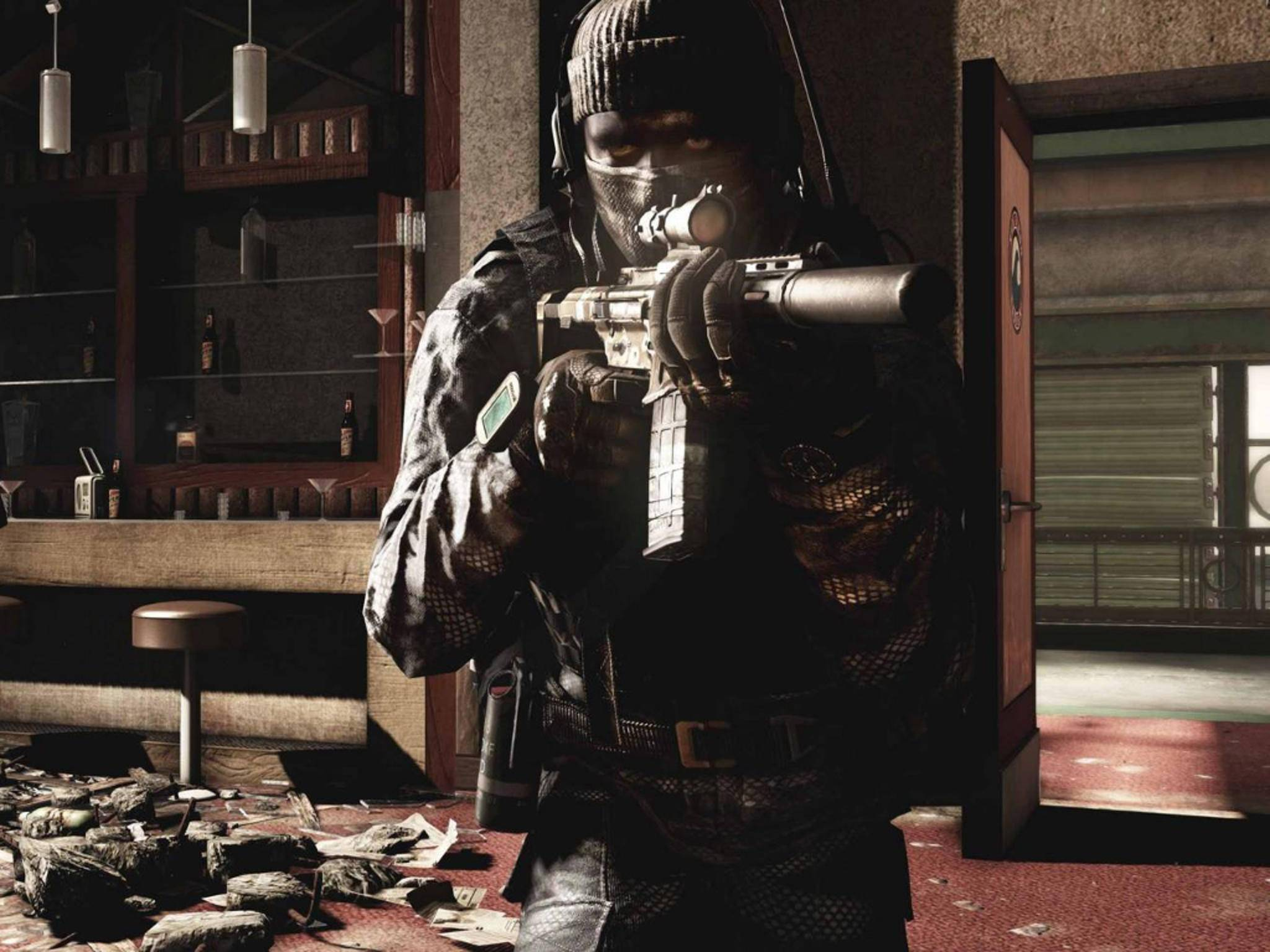 """Call of Duty: Ghosts"" erschien im November 2013."