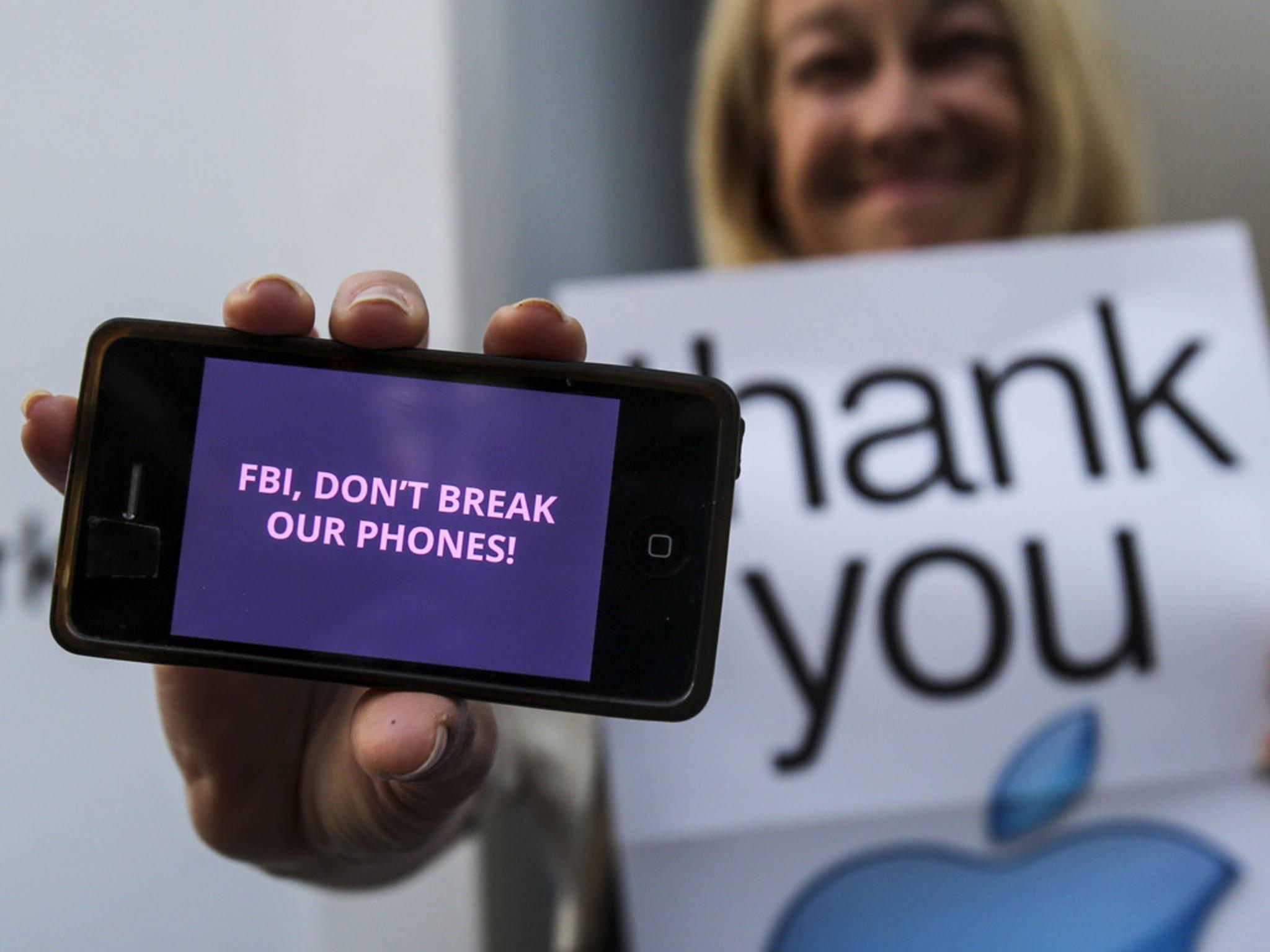 Künftige iPhones sollen sich offenbar noch schwerer hacken lassen.