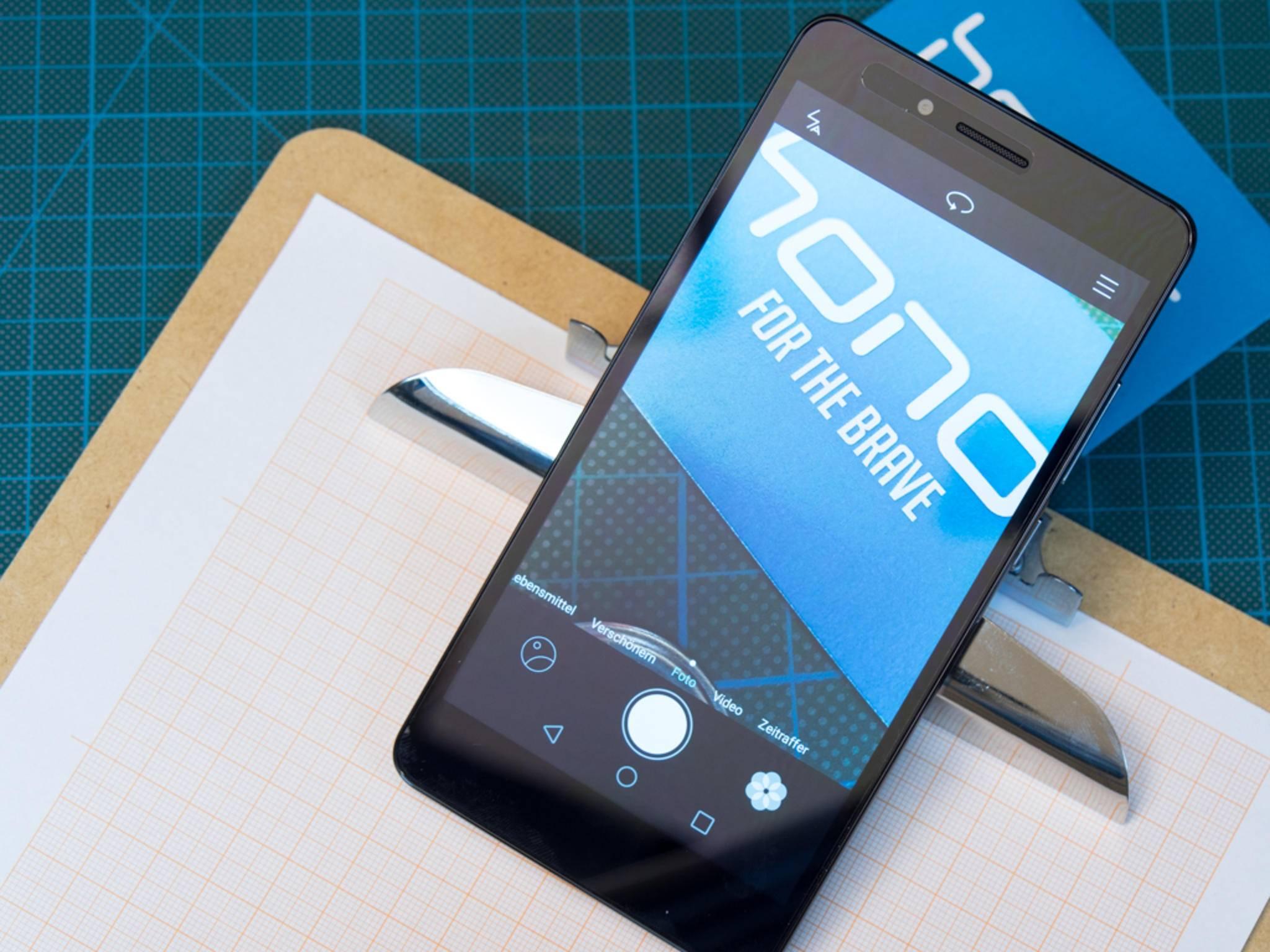 Honor-Smartphones sollen mindestens 24 Monate mit Updates versorgt werden.