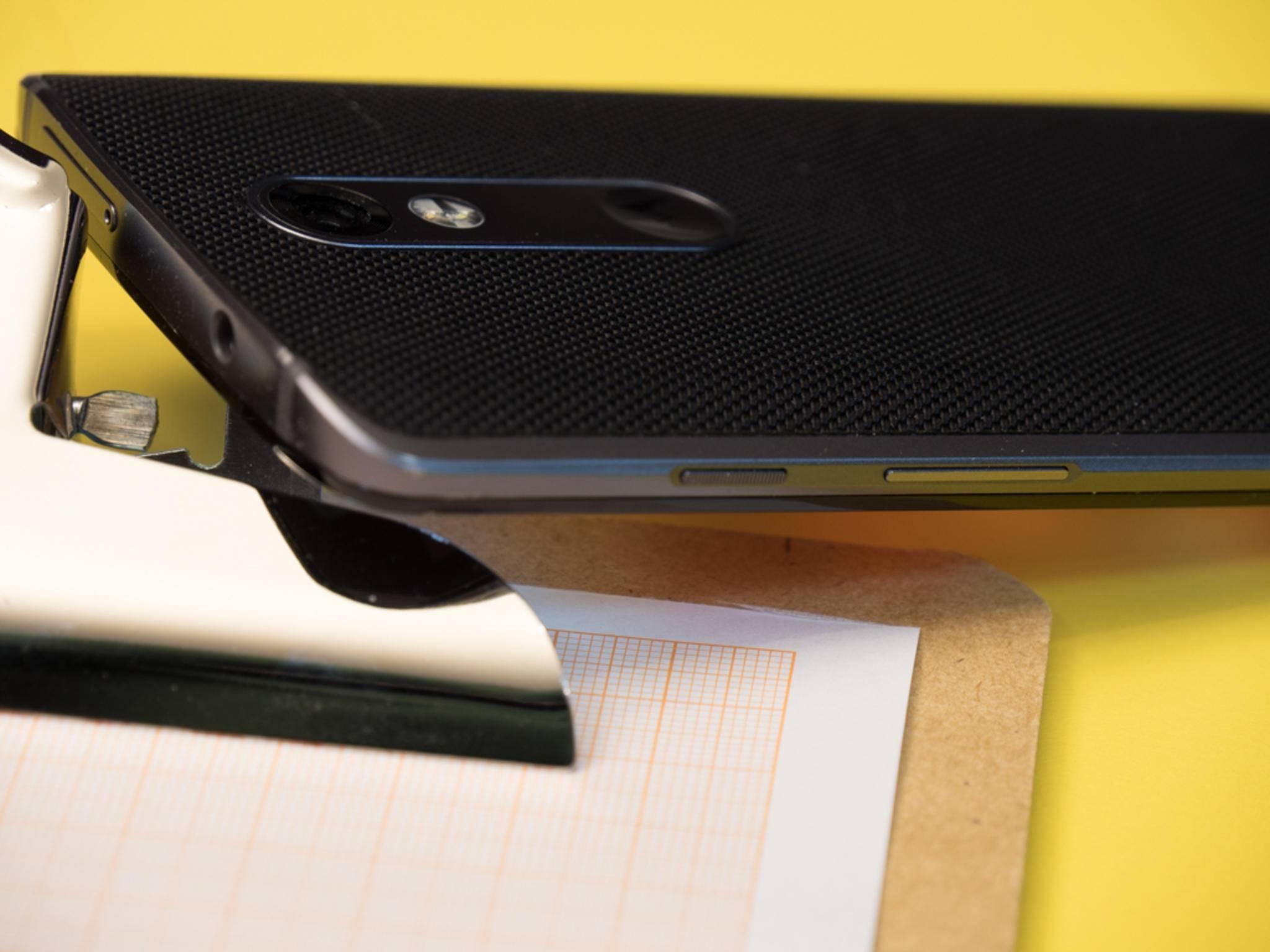 Aus dem Moto X wird das Moto Z – mit austauschbarer Rückseite.