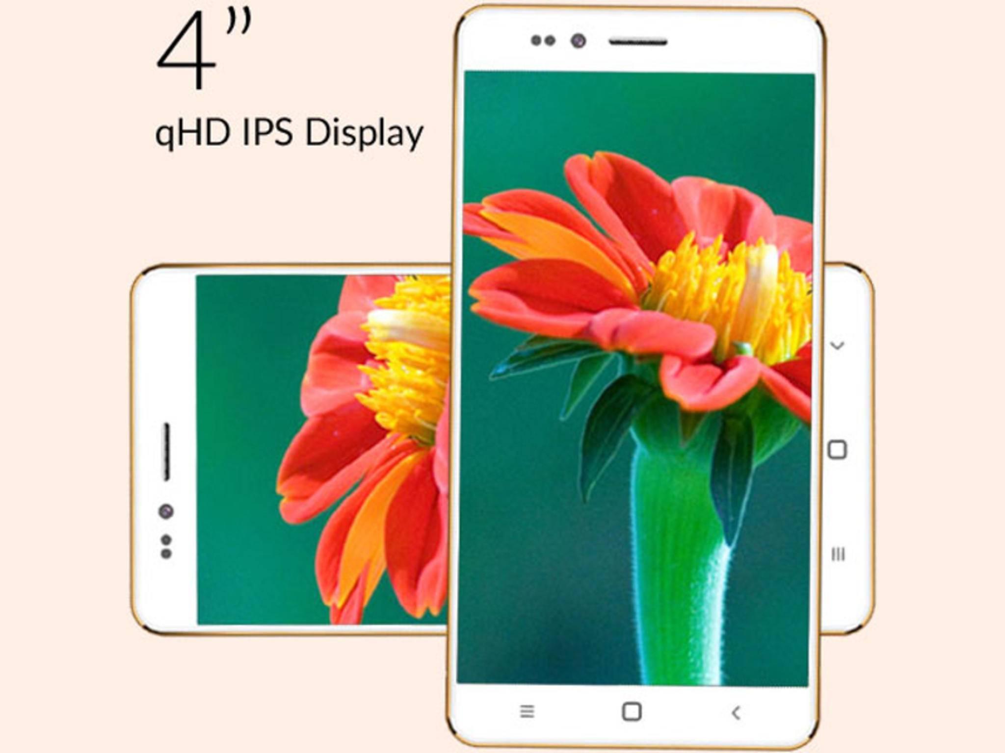 Das Freedom 251 ist das günstigste Smartphone der Welt.