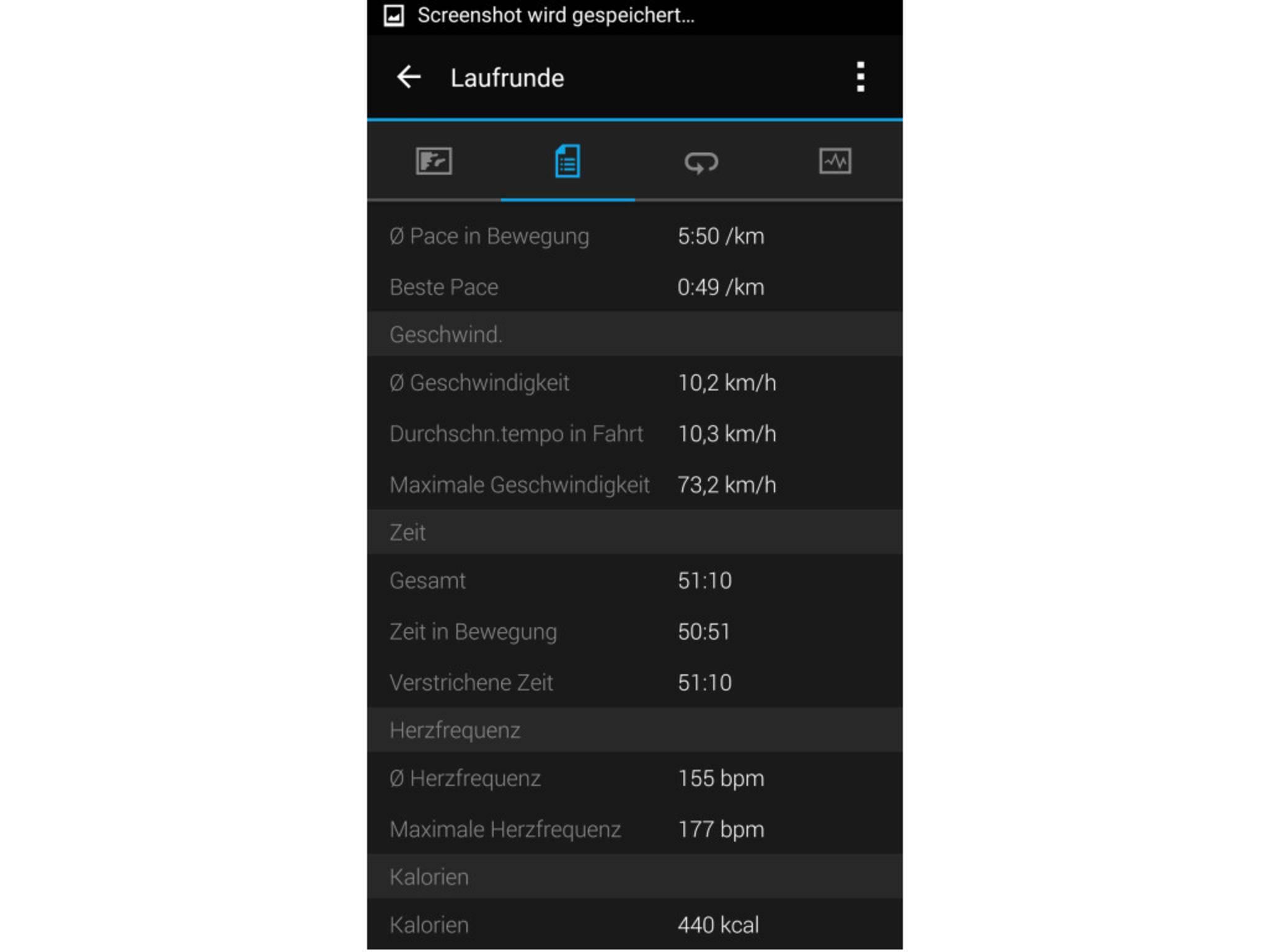 Garmin Vivosmart HR App 3