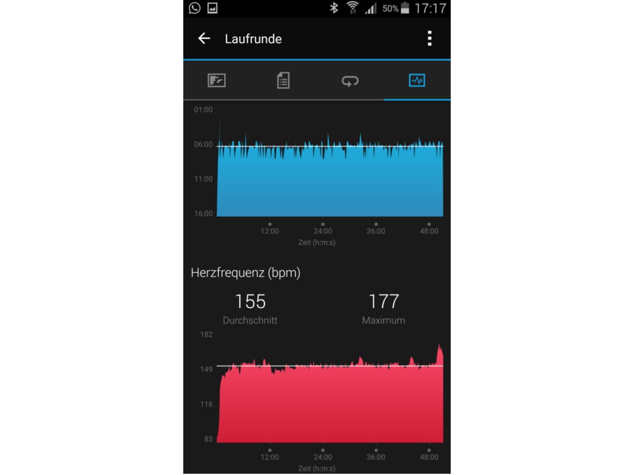 Garmin Vivosmart HR App 6