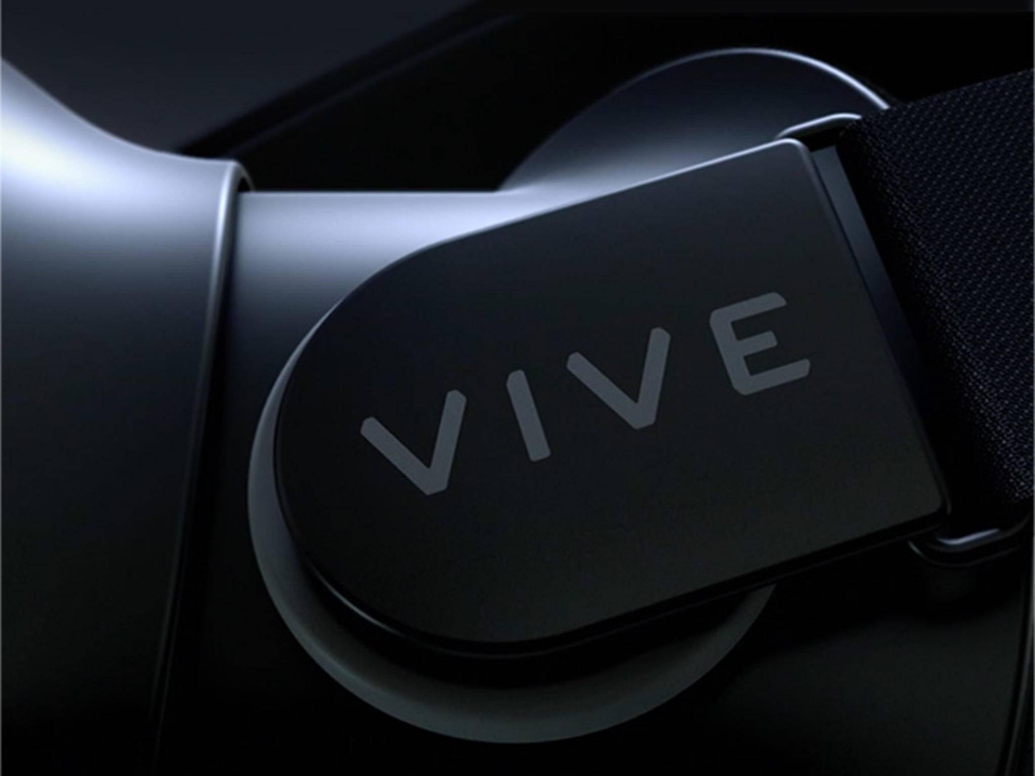 Die HTC Vive kostet in Deutschland 899 Euro.