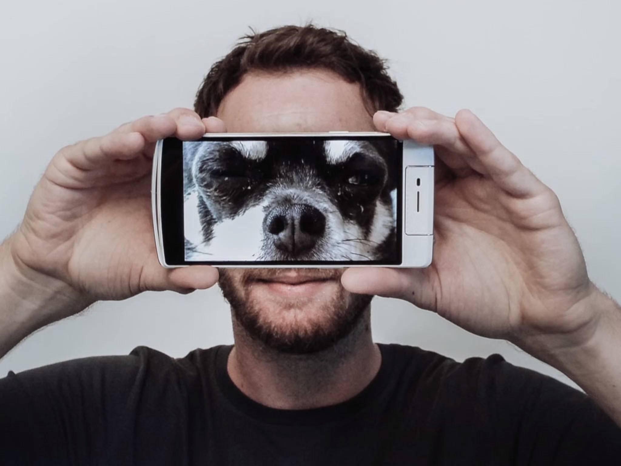 Mit der richtigen Android-Foto-App kannst Du auch solche Bilder schießen.