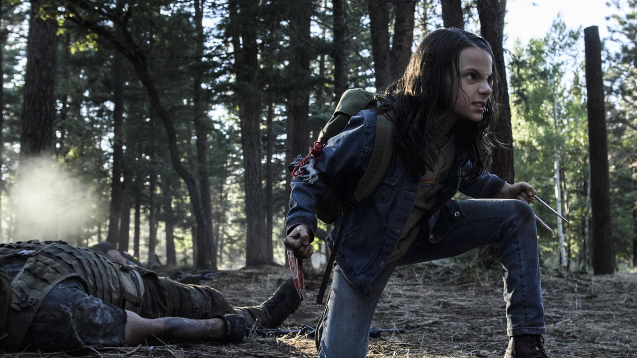 X-23 alias Laura soll sich schon bald alleine durchschlagen.