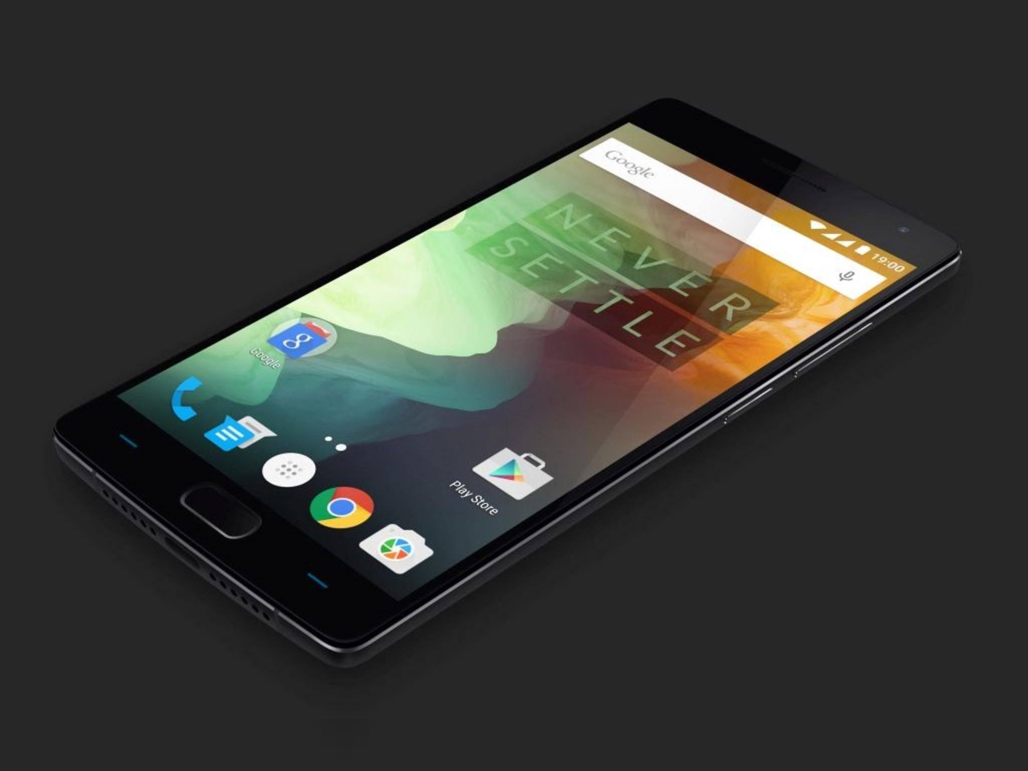 Das OnePlus 2 wird endlich mit Android 6 Marshmallow ausgestattet.