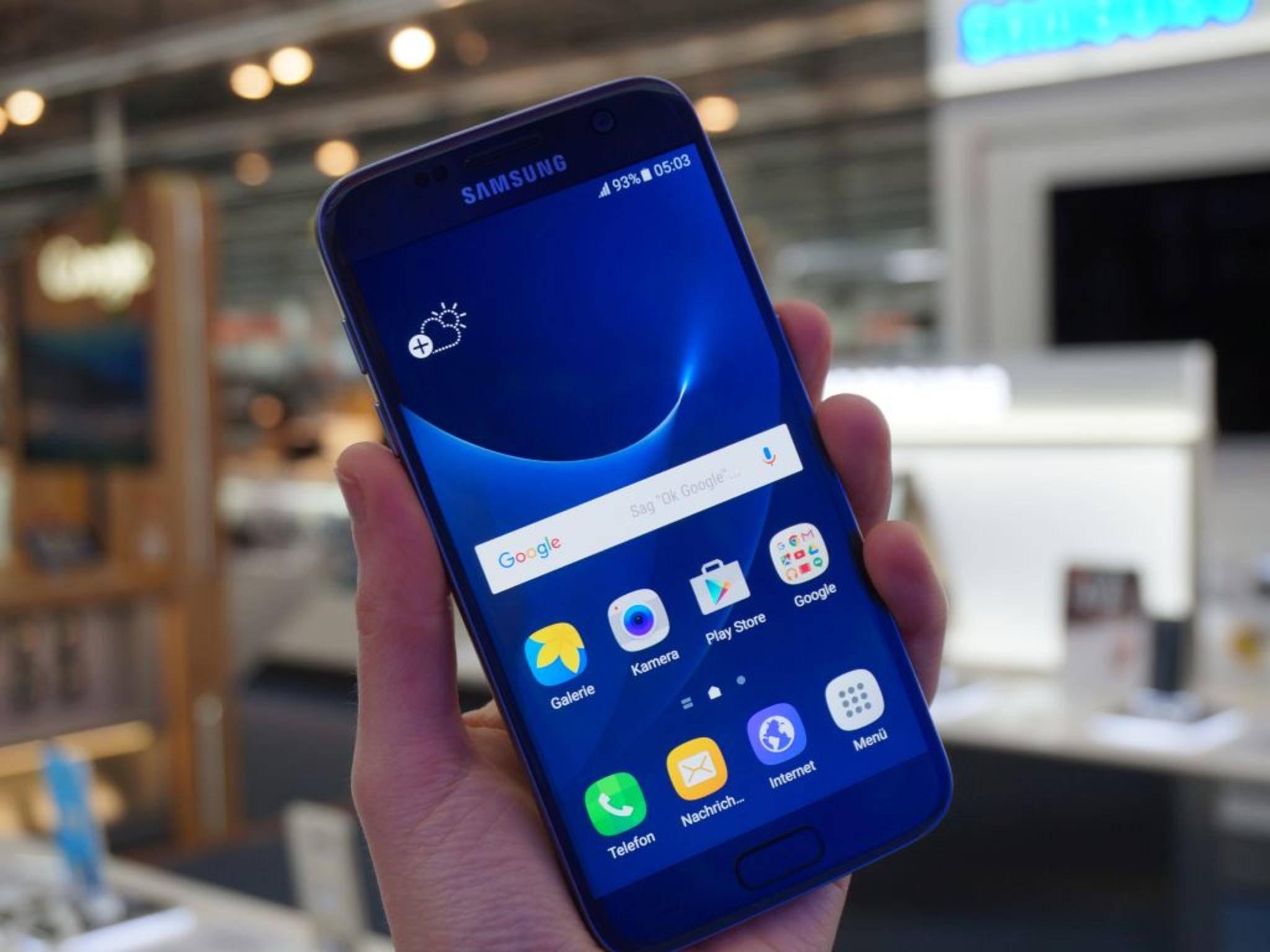 Das Galaxy S7 wird zum Verkaufsstart 159 neue Emojis haben.