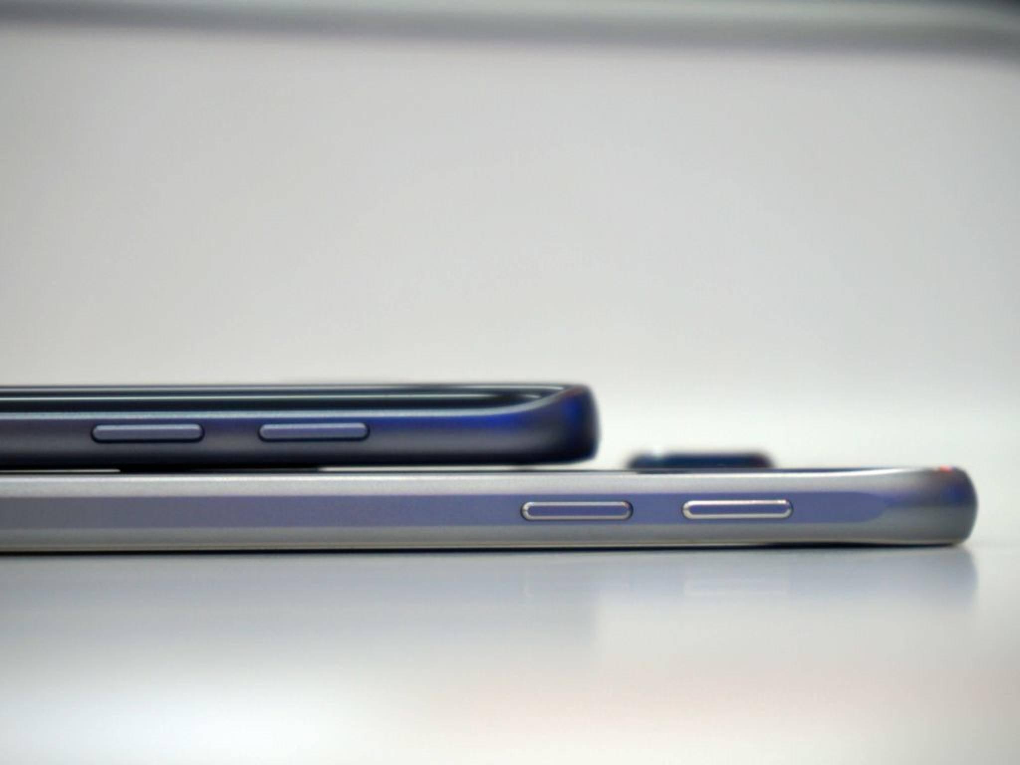 NICHT VERWENDEN VOR 21. FEBRUAR! Samsung Galaxy S7 Galaxy S6 3