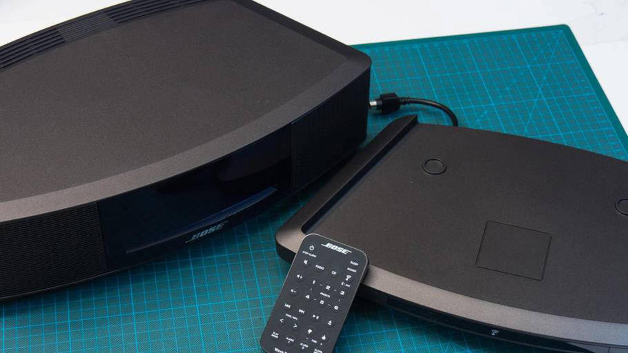 Exzellenter Sound, hoher Preis: das Bose Wave SoundTouch Music System IV.