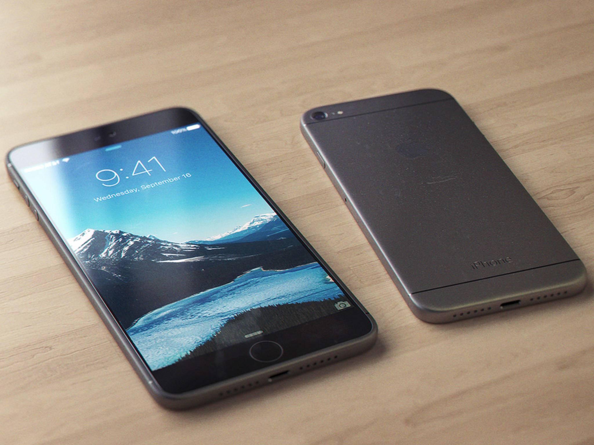 Das iPhone 7 dürfte wohl zwei Lautsprecher spendiert bekommen.