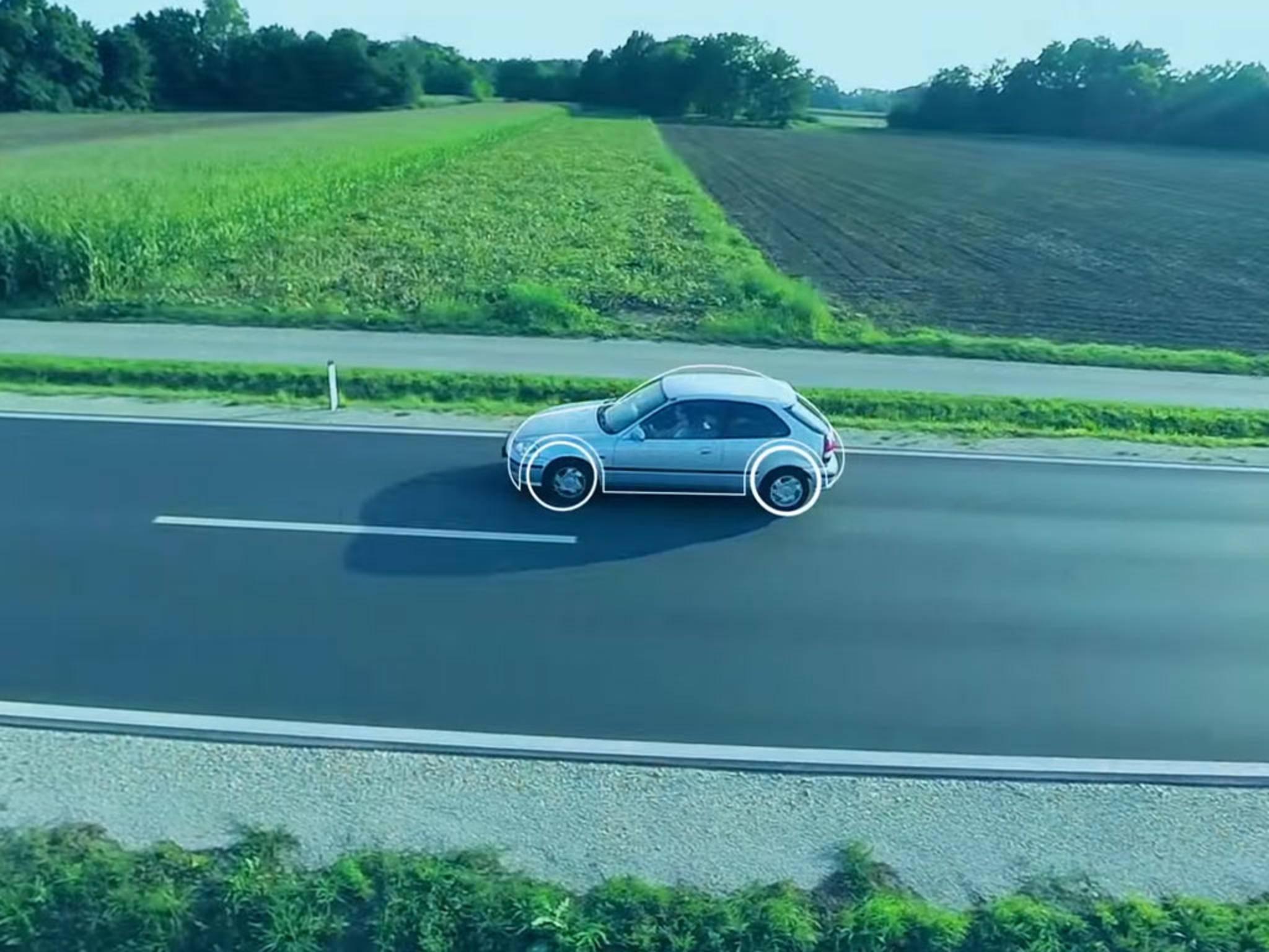 Pace verwandelt ein normales Auto in ein Connected Car.