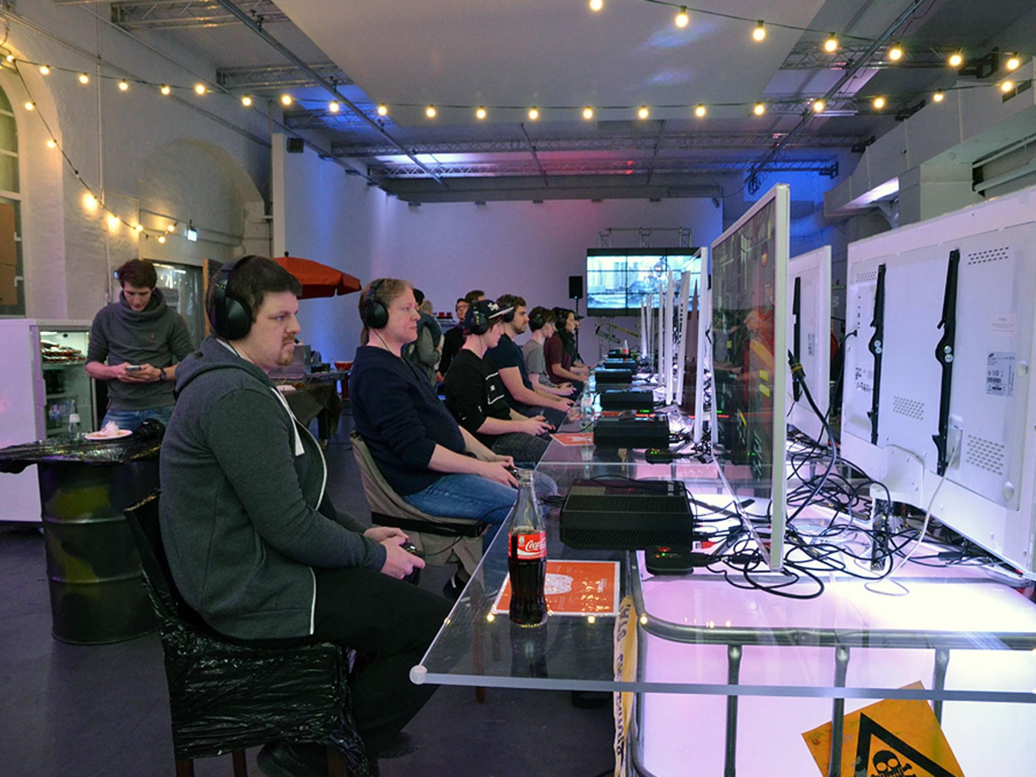 """Auf dem Launch-Event von """"The Divison"""" gab's nicht nur das Spiel, sondern auch die eine ..."""