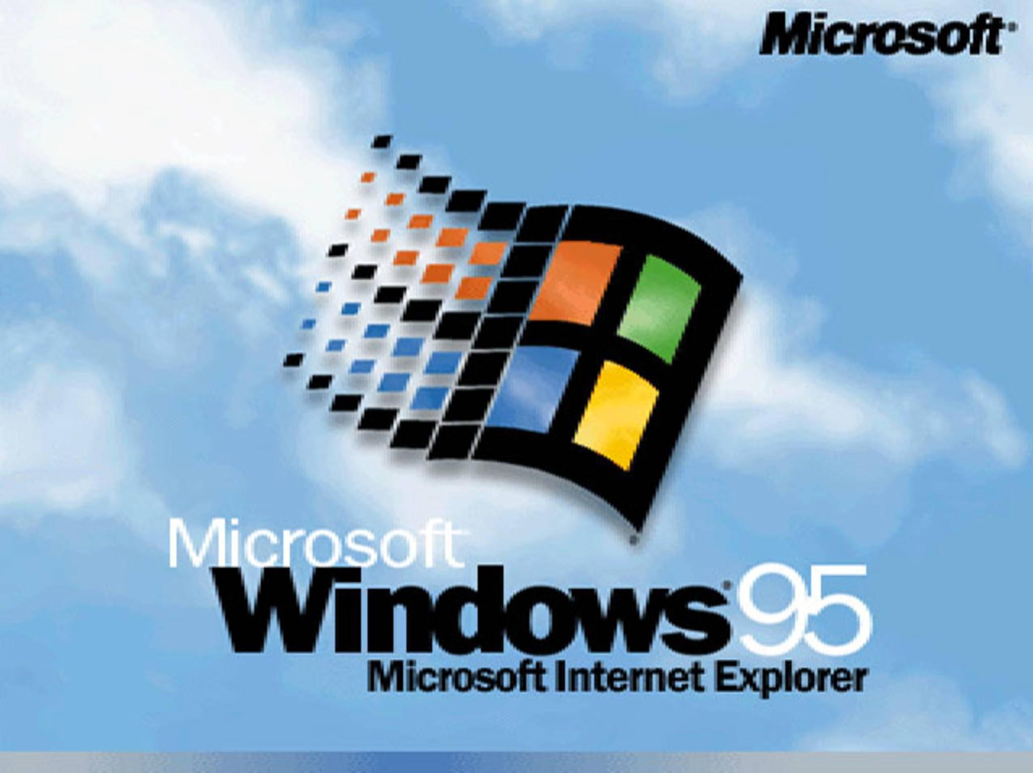 Windows 95 läuft jetzt sogar im Browser – aber langsam.