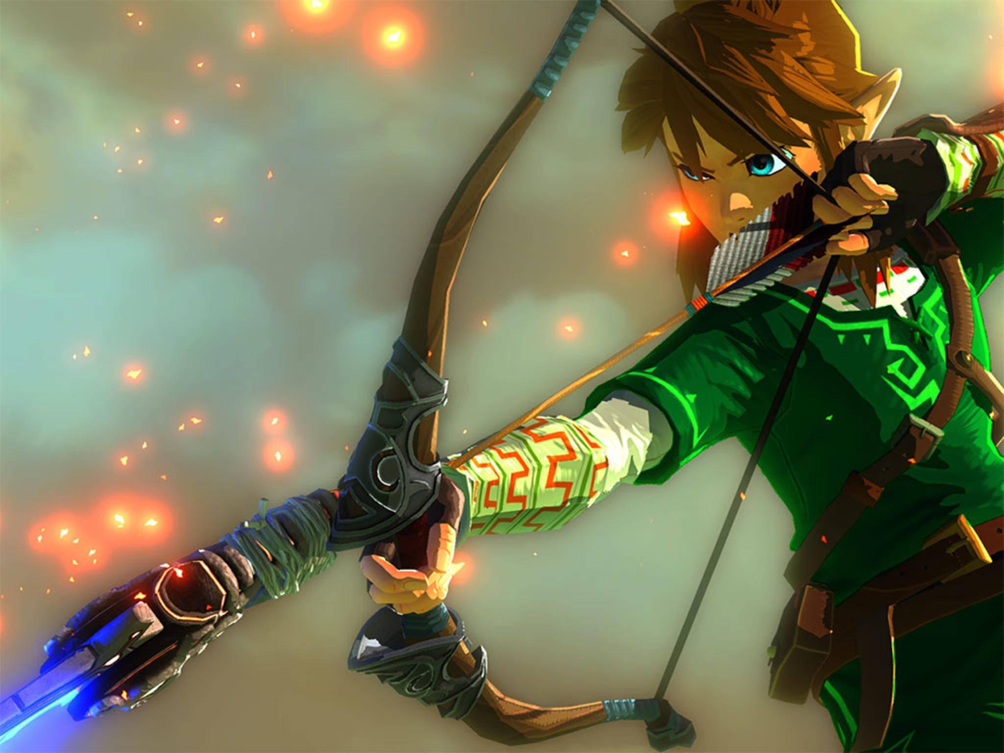 Mit der Nintendo NX soll 2016 auch ein neues Zelda kommen.