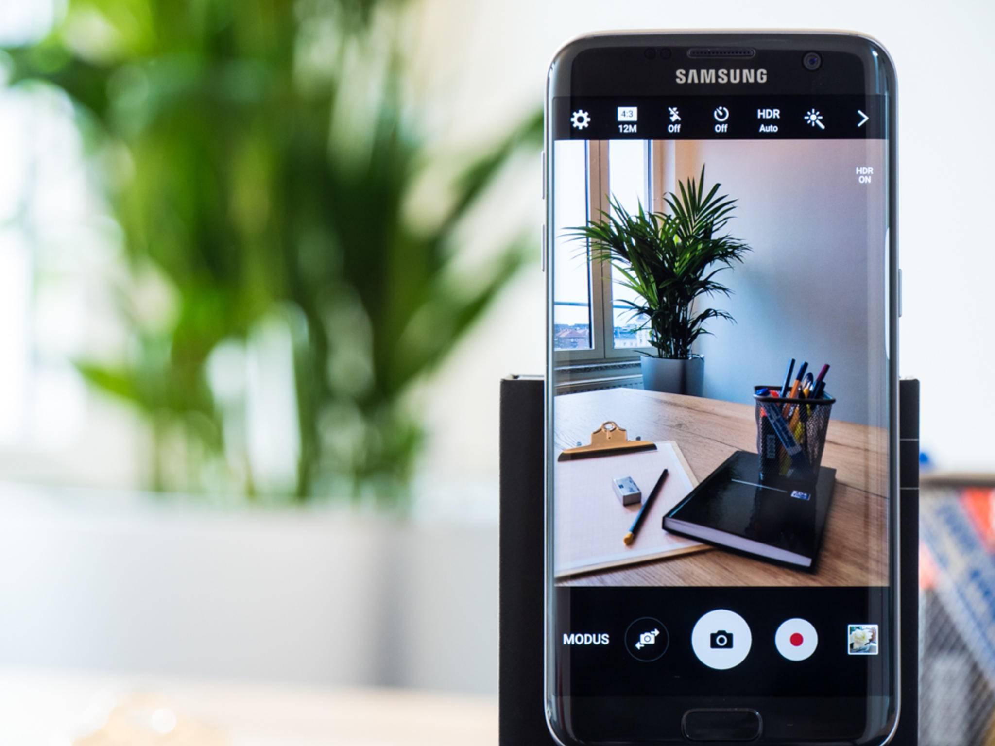 Viele Kamera-Modi wie Hyperlapse oder Essen schaffen es trotz Update nicht auf die 2015er-Modelle.