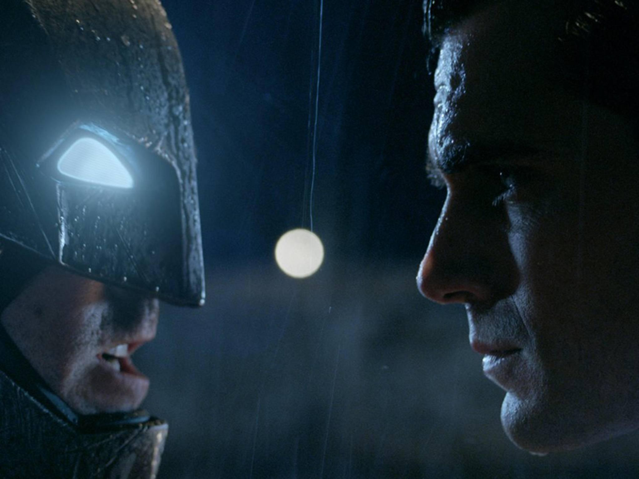 """Batman V Superman"" kommt Ende März in die Kinos."