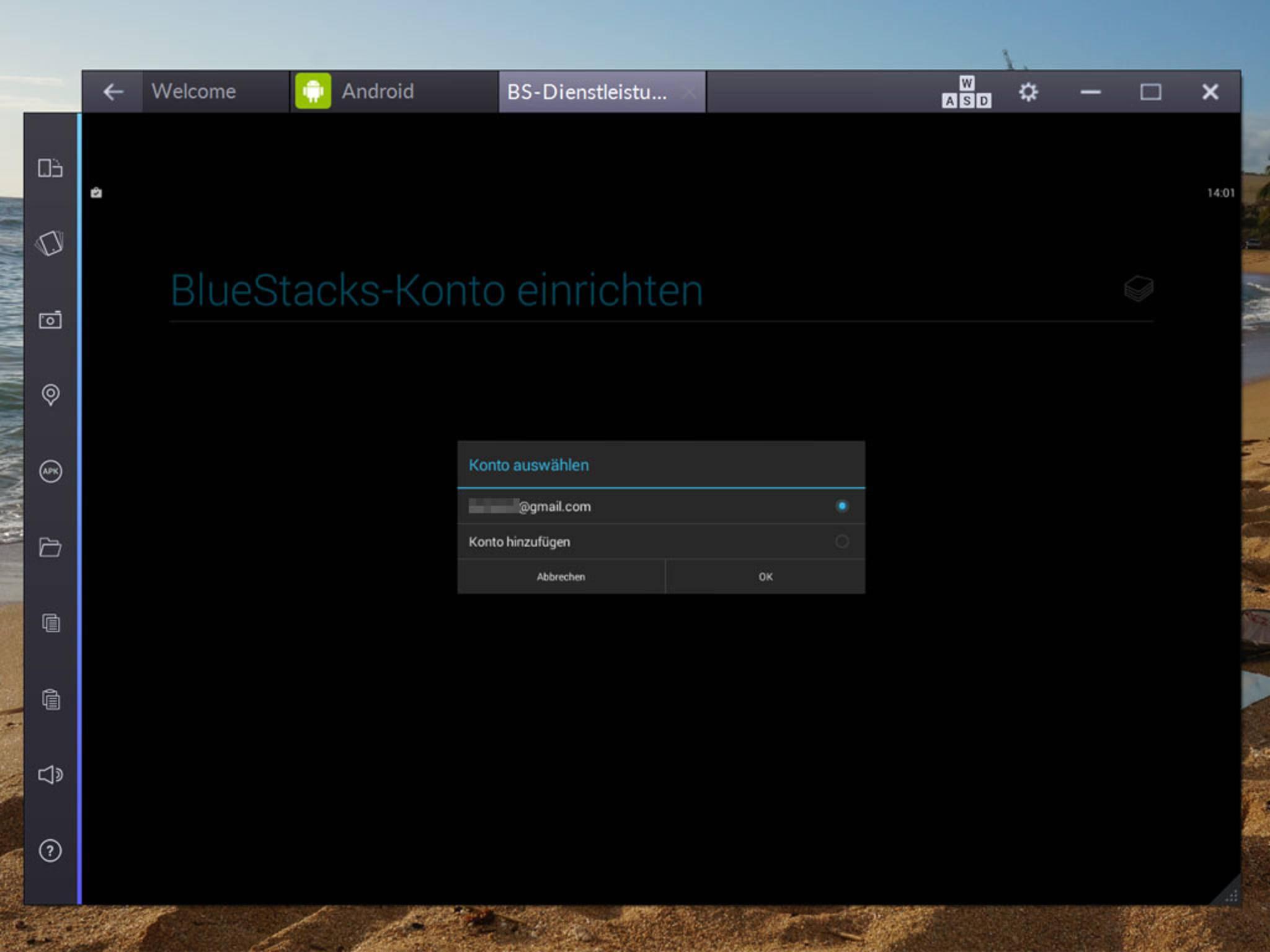 BlueStacks 15