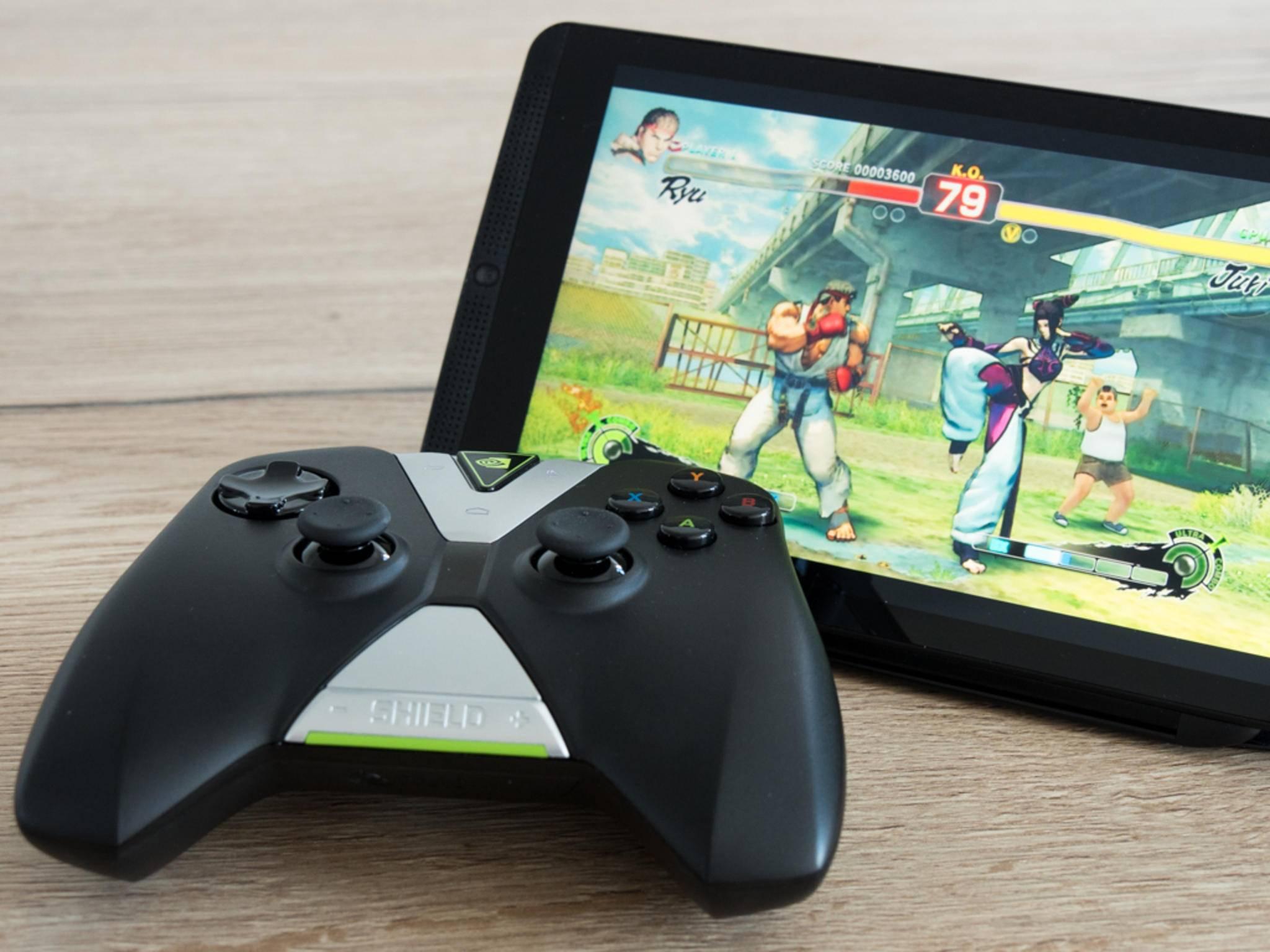 """Games wie """"Street Fighter IV""""..."""