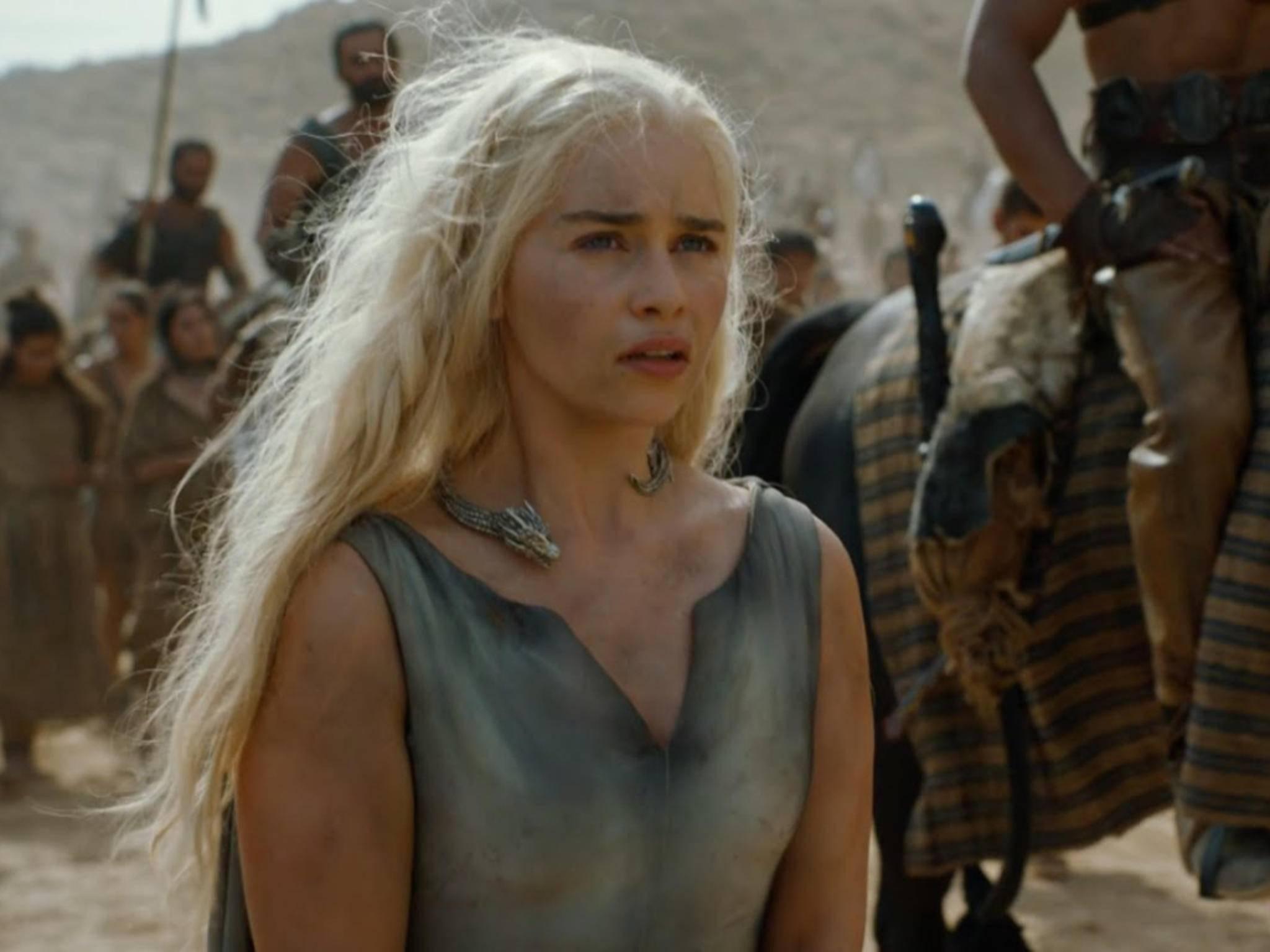 Daenerys Targaryen kehrt am 24. April zurück.