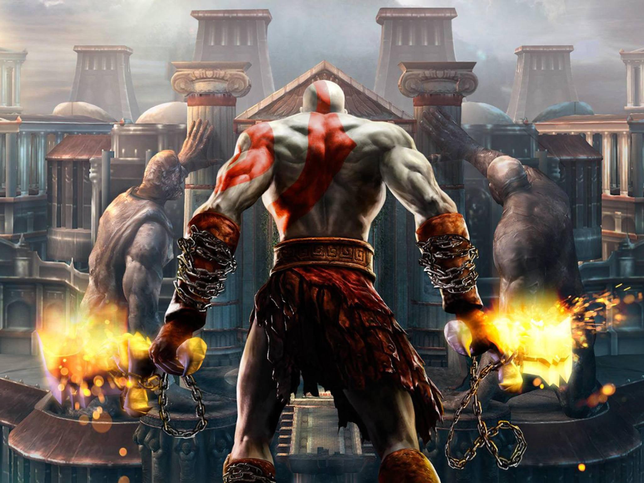"""""""God of War 4"""": Reist Kratos diesmal nach Walhalla?"""