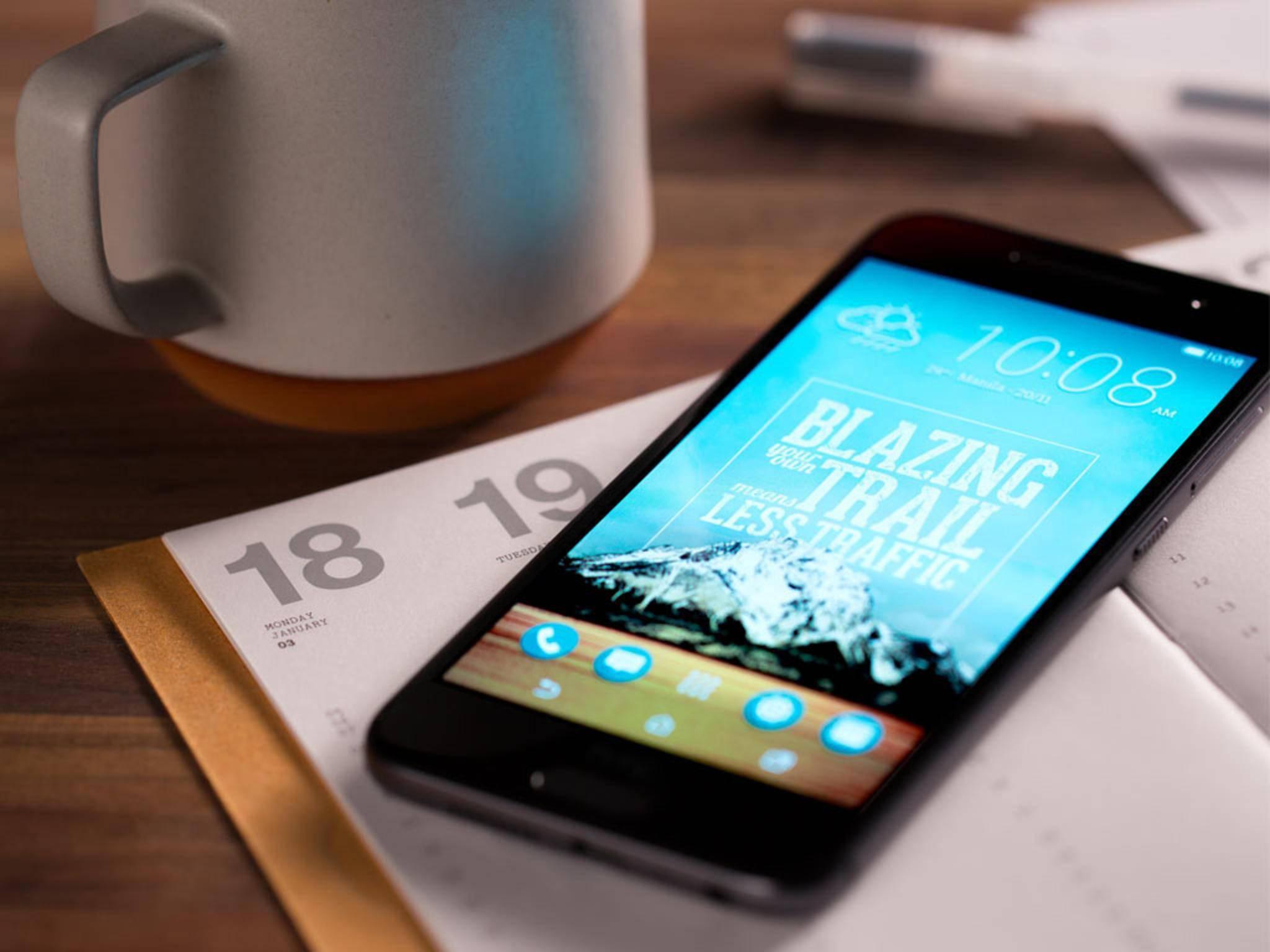 Das HTC 10 zeigt auf Leak-Bildern Ähnlichkeiten zum One A9.