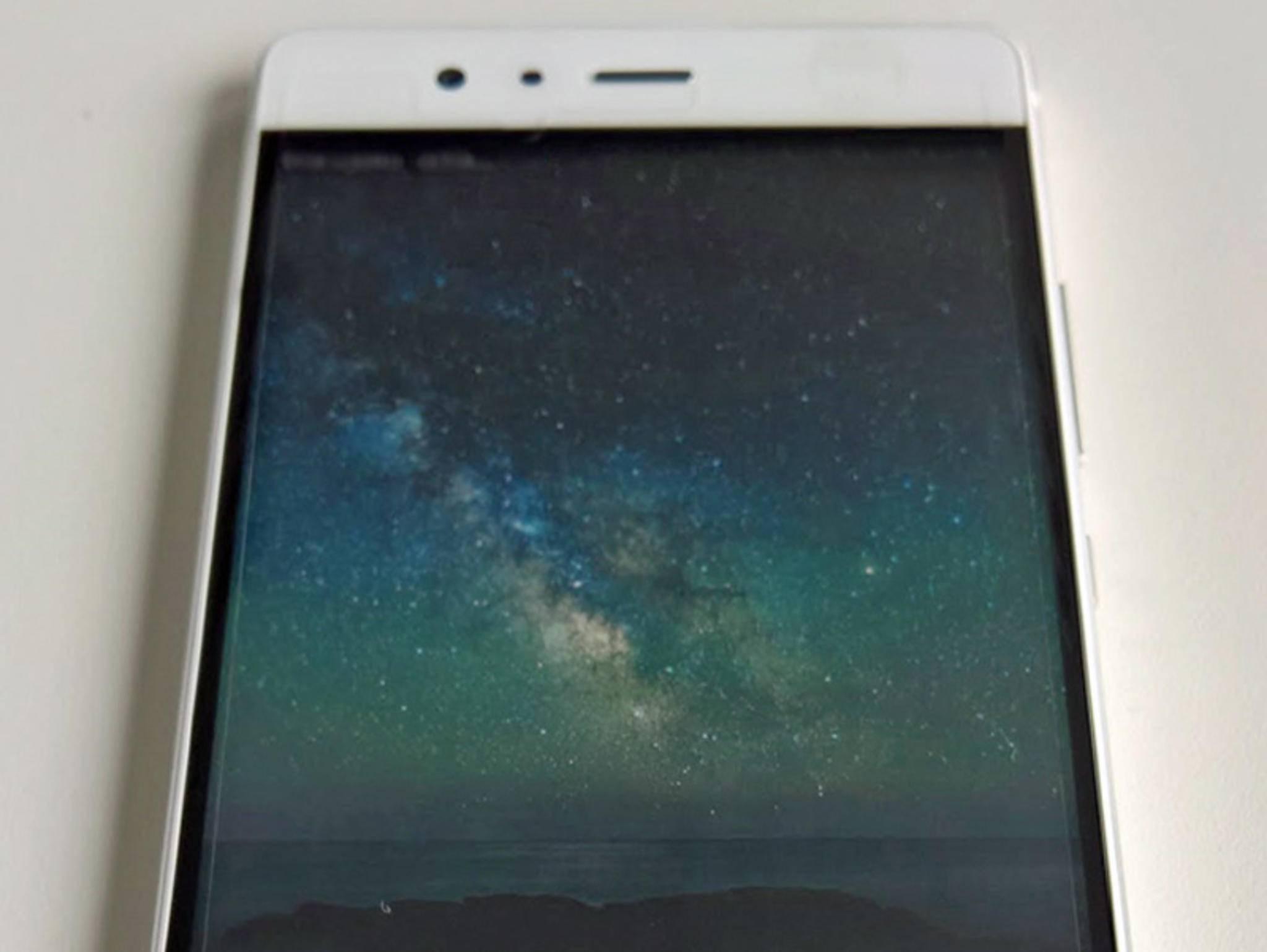 Am 6. April dürfte Huawei sein P9 enthüllen.