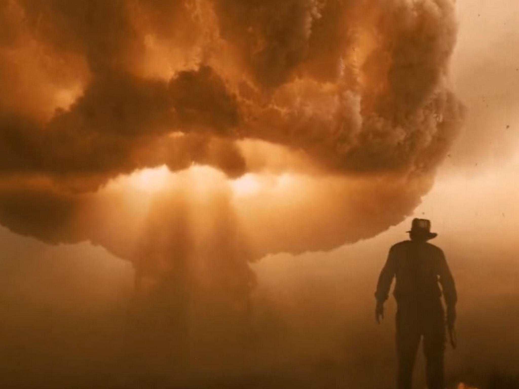 Indiana Jones hat schon so allerhand absurde Situationen überlebt.