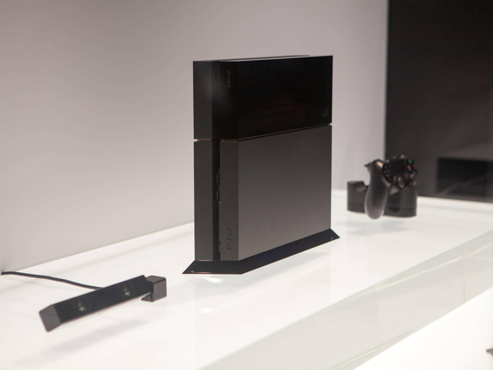 Die PlayStation 4 bekommt ein Software-Update verpasst.