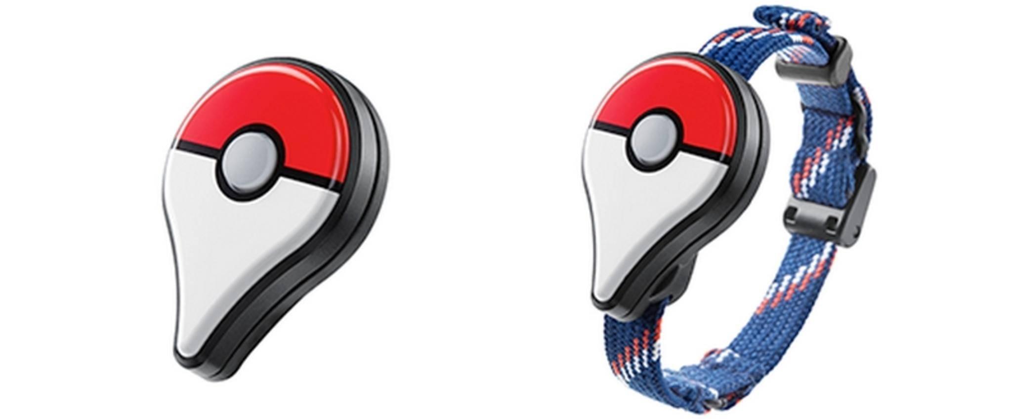 Das Pokémon Go Plus hilft beim Einfangen der Pokémon.