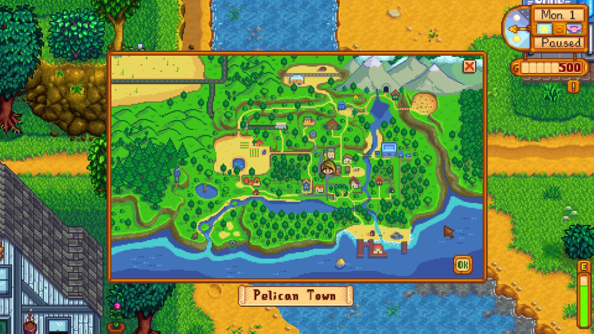 Stardew Valley_map