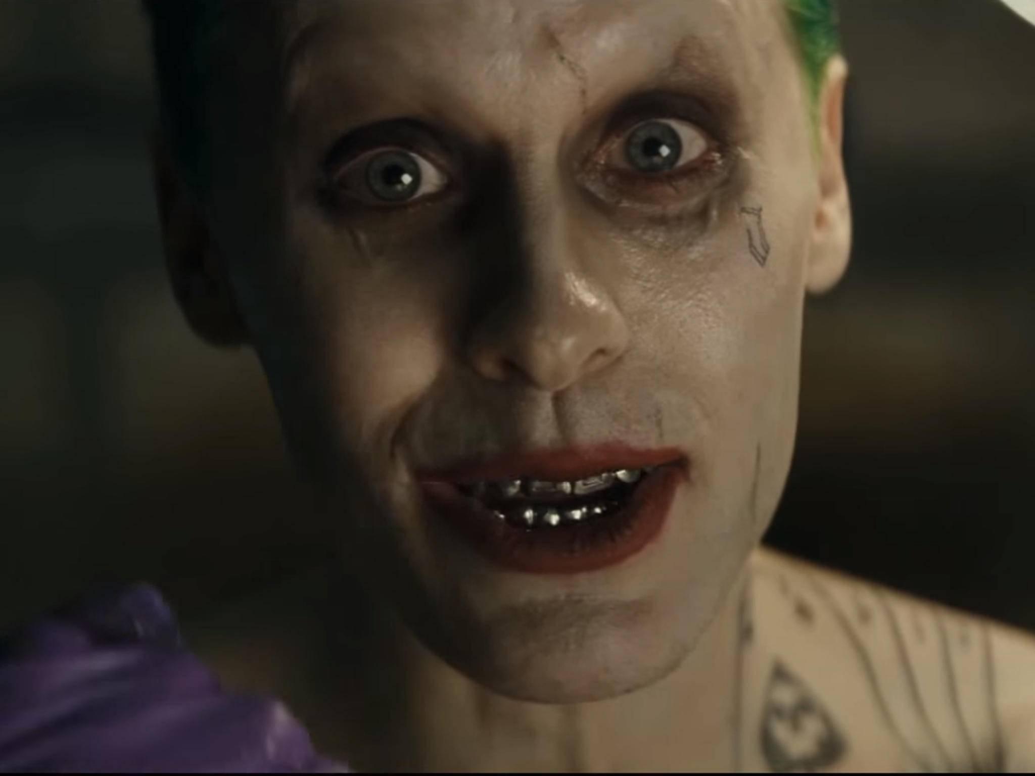 """Jared Leto spielt in """"Suicide Squad"""" den Joker."""