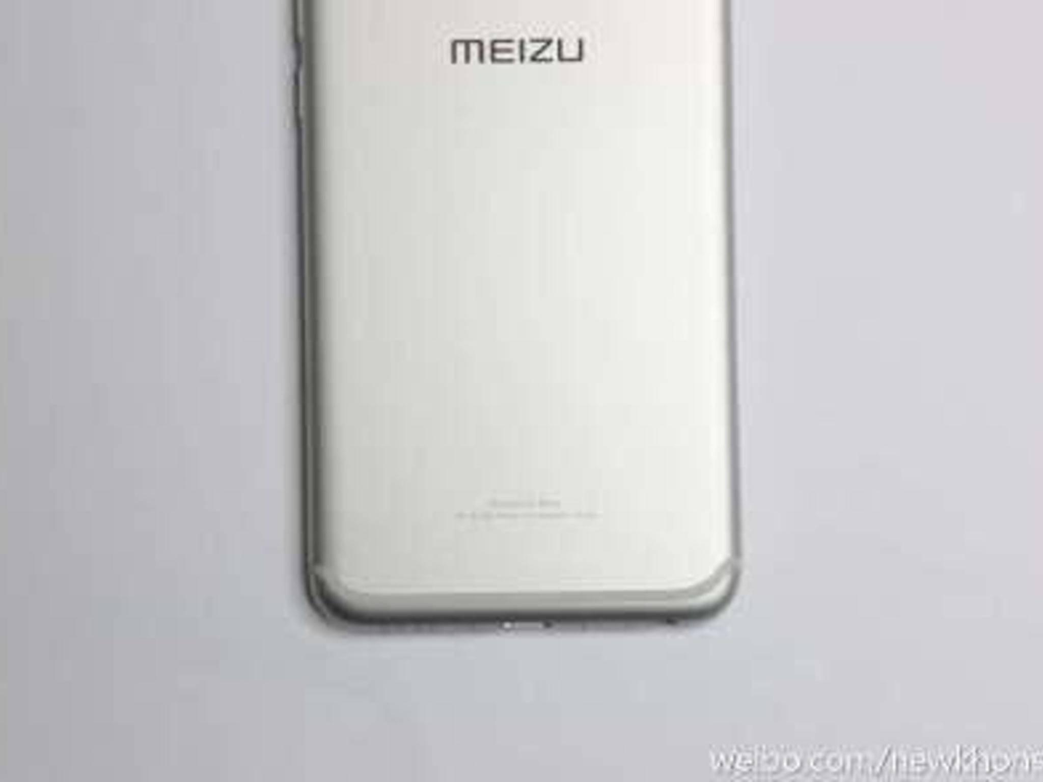 Das ist kein iPhone 7, sondern ein Meizu Pro 6.