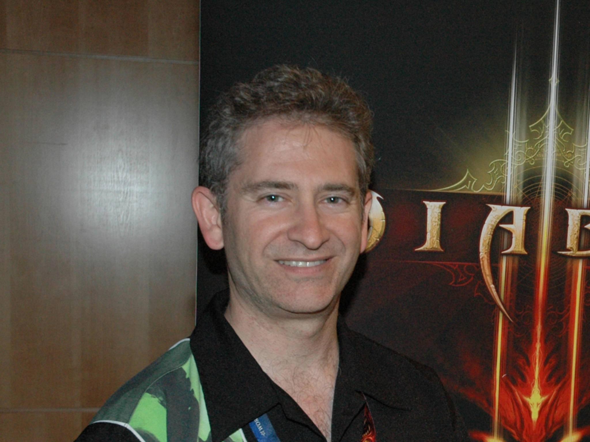 Blizzard-Boss Mike Morhaime.