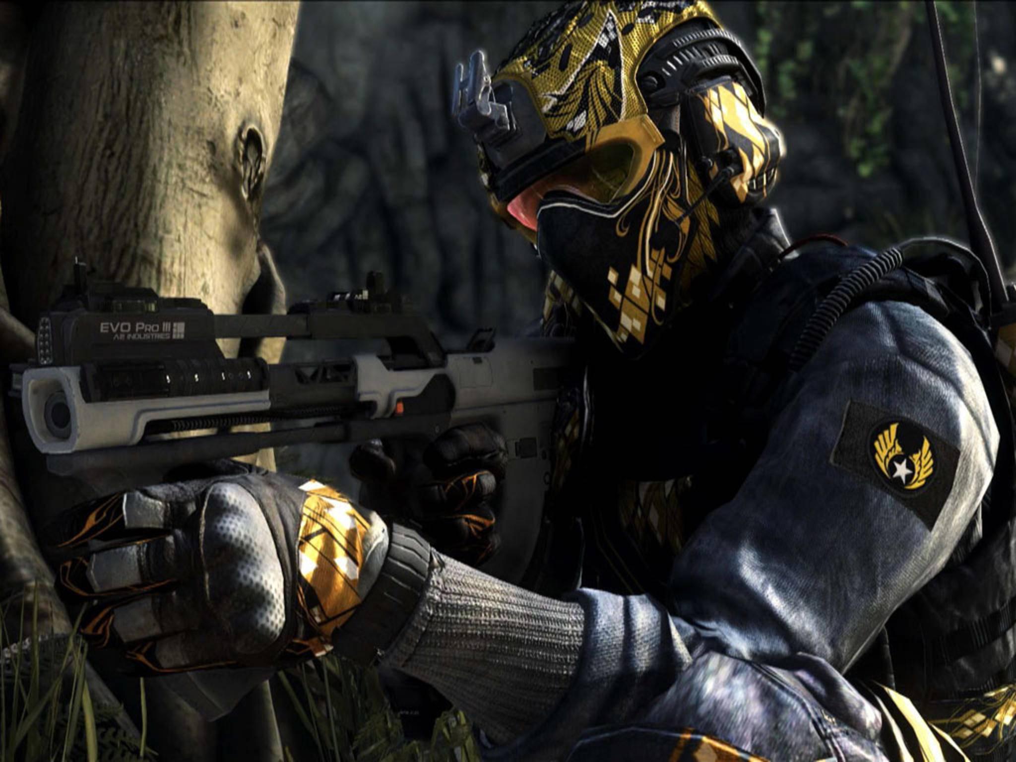 """""""Call of Duty: Ghosts"""" wird vermutlich keinen Nachfolger bekommen – höchstens """"Space Ghosts""""."""