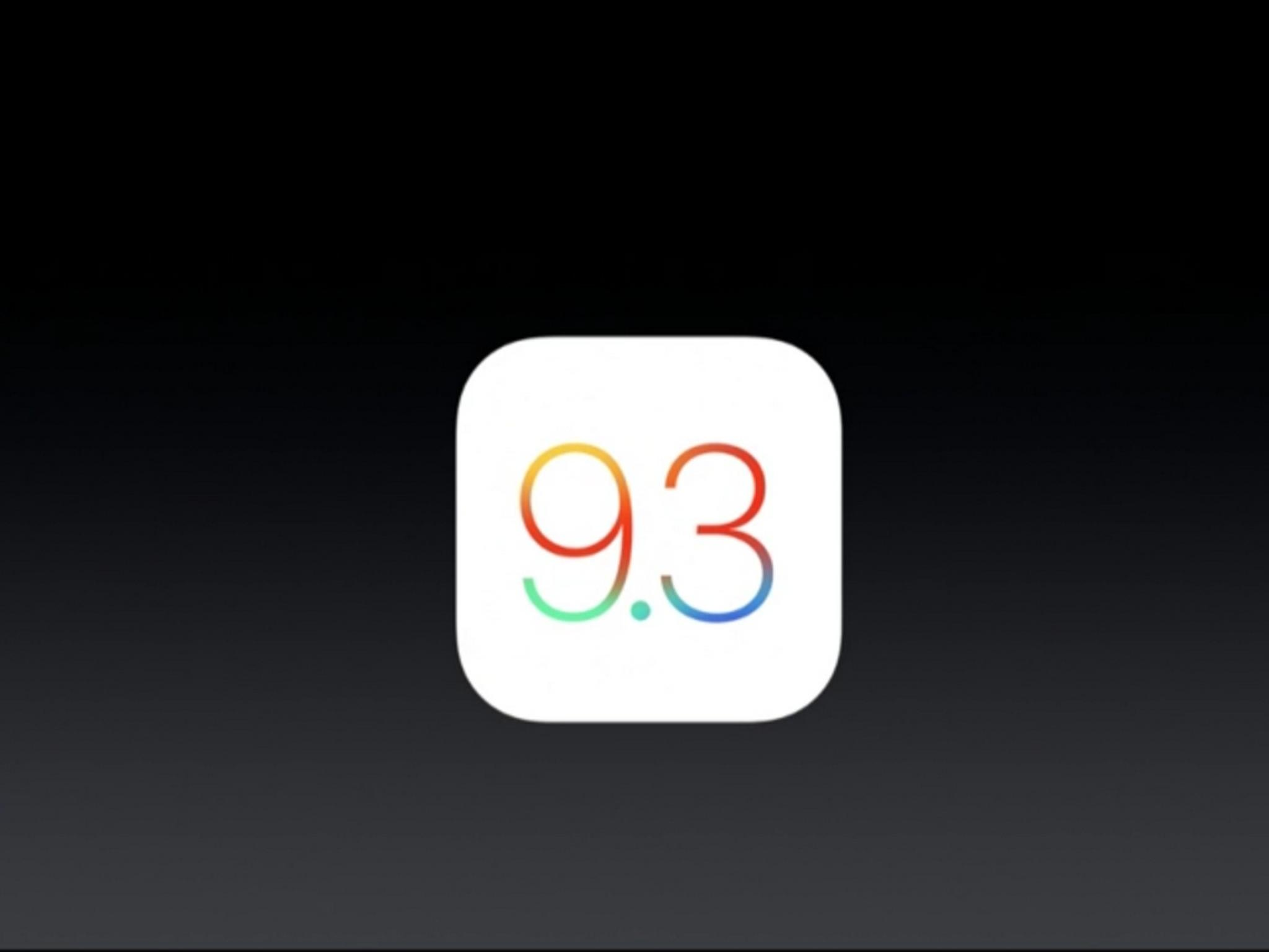 iOS 9.3 soll stabiler als Android 6.0 Marshmallow sein.