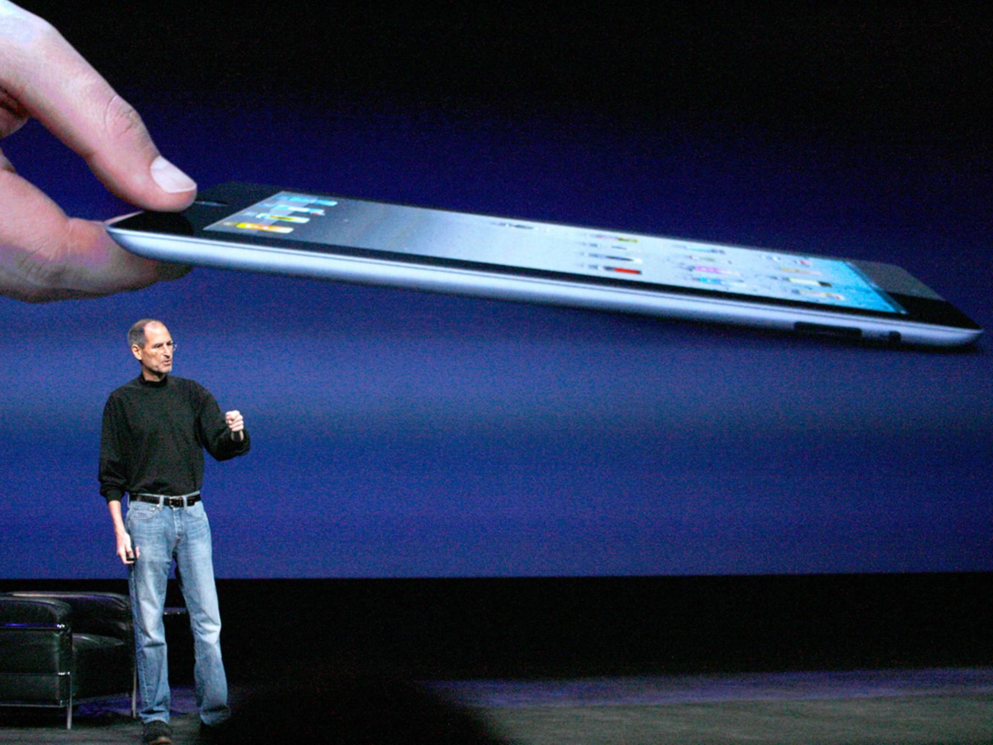 Das iPad 2 hat Probleme mit dem iOS 9.3-Update.