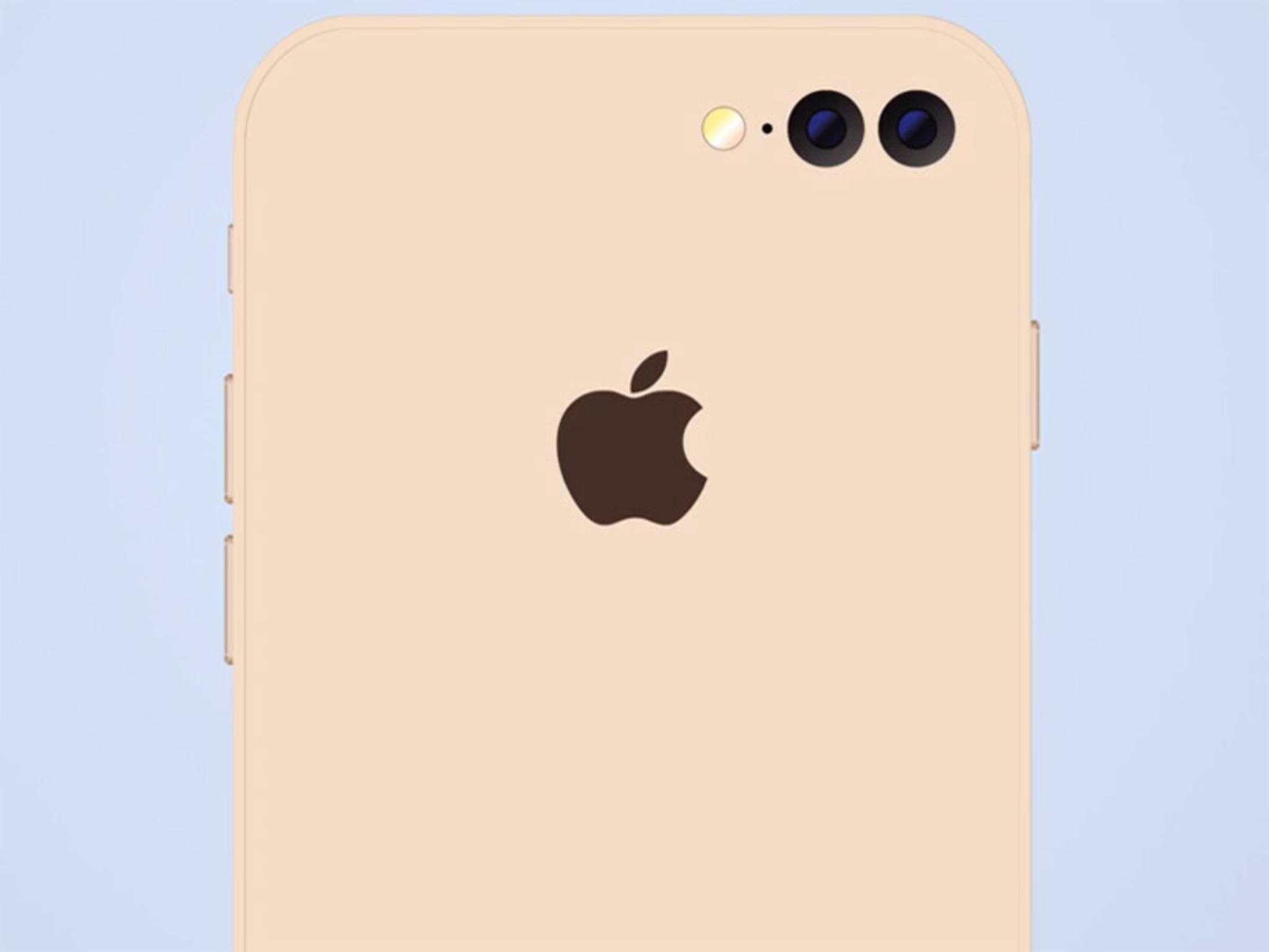 Für das iPhone 7 Plus wird mit einer Dual-Kamera gerechnet.