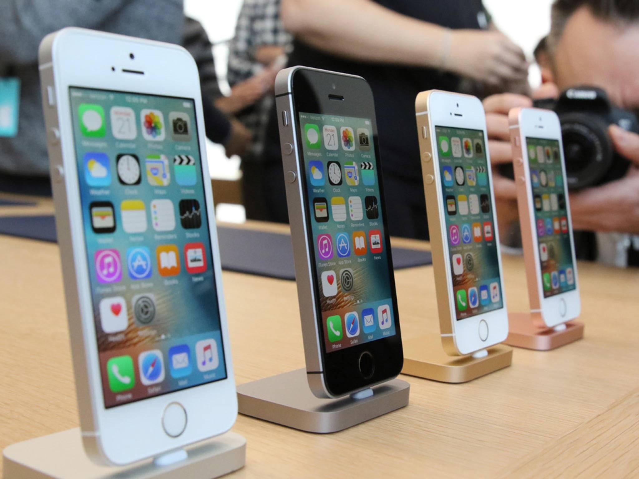 Das iPhone SE wurde endlich vorgestellt.